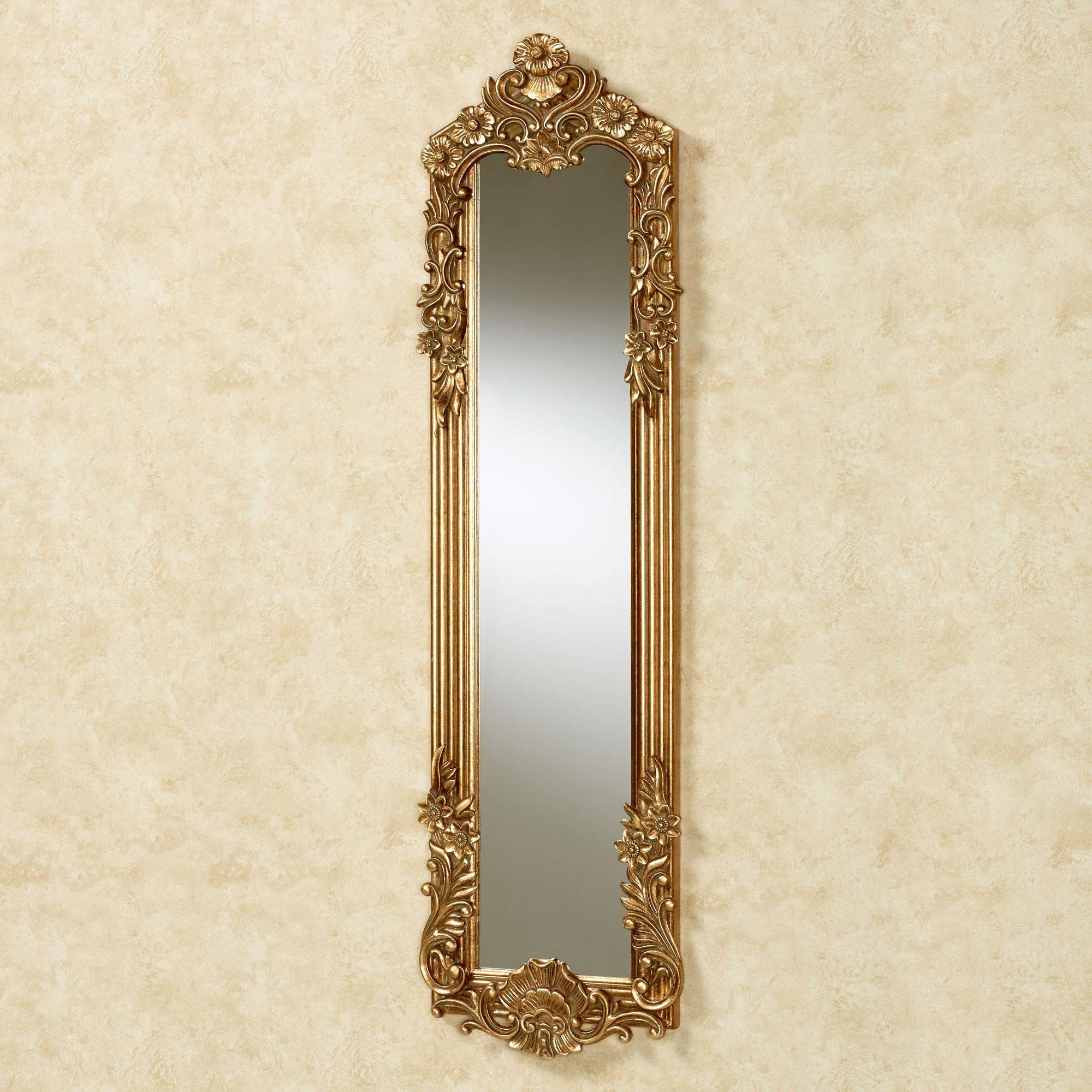 Wall Mirrors | Touch Of Class throughout Small Gold Mirrors (Image 25 of 25)