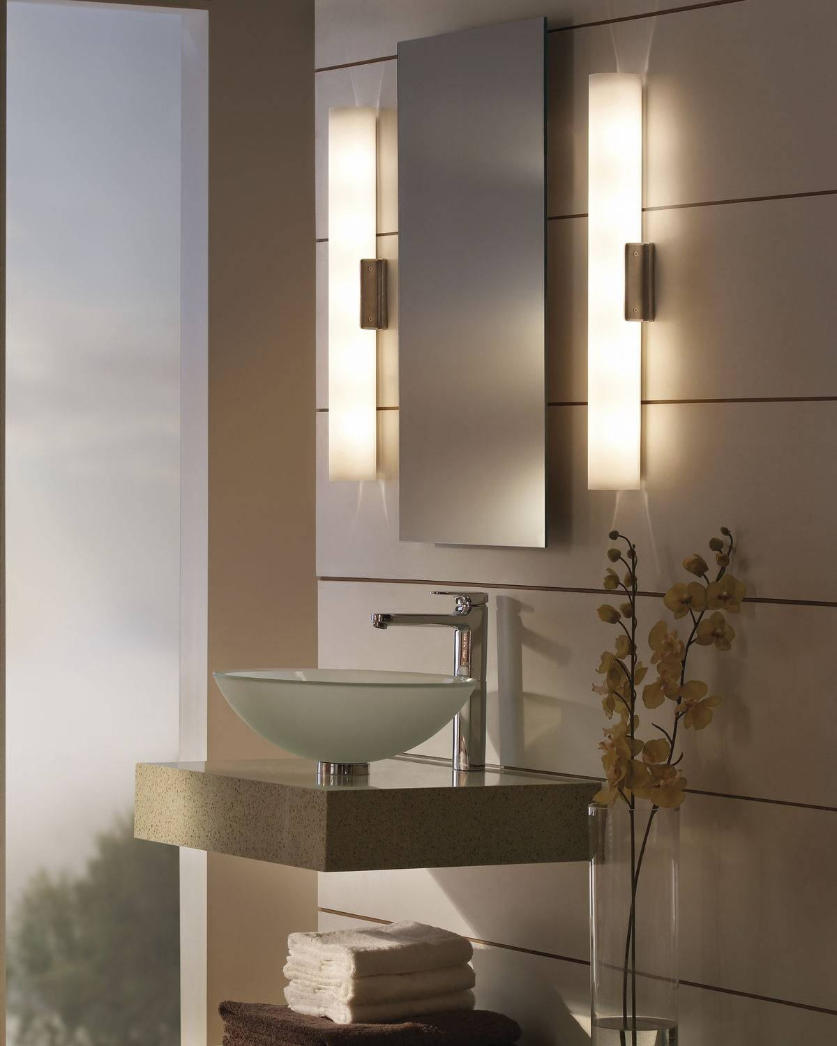 Wall Mirrors With Lights 114 Cool Ideas For Home Lighted Mirror within Interesting Wall Mirrors (Image 24 of 25)