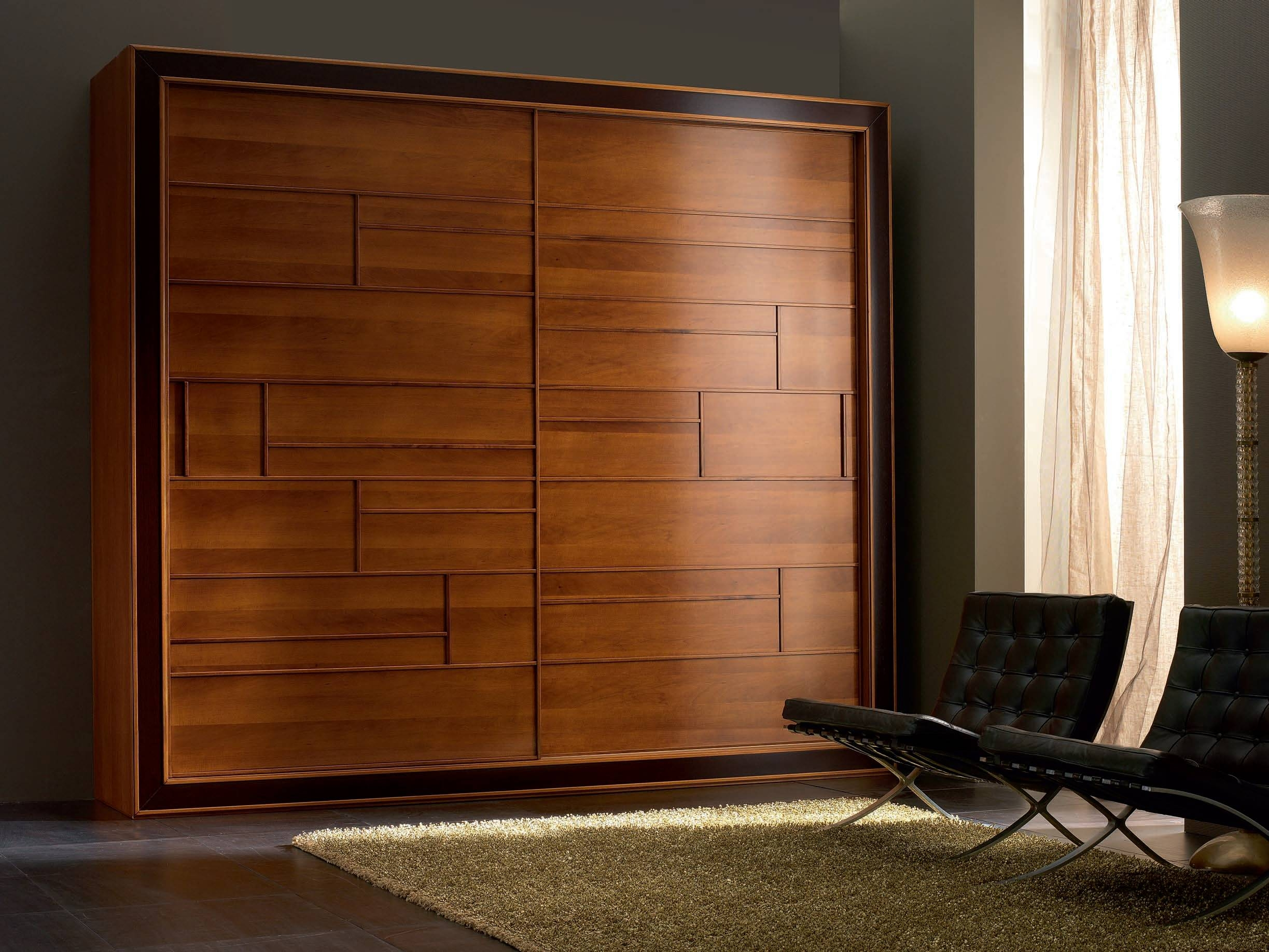 Walnut Wardrobes | Archiproducts intended for Walnut Wardrobes (Image 14 of 15)