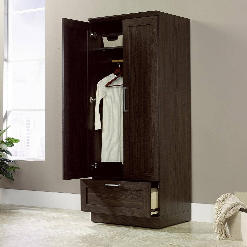 Wardrobe Accessories, Wardrobe Accessories Suppliers And within Dark Wood Wardrobe Cheap (Image 25 of 30)