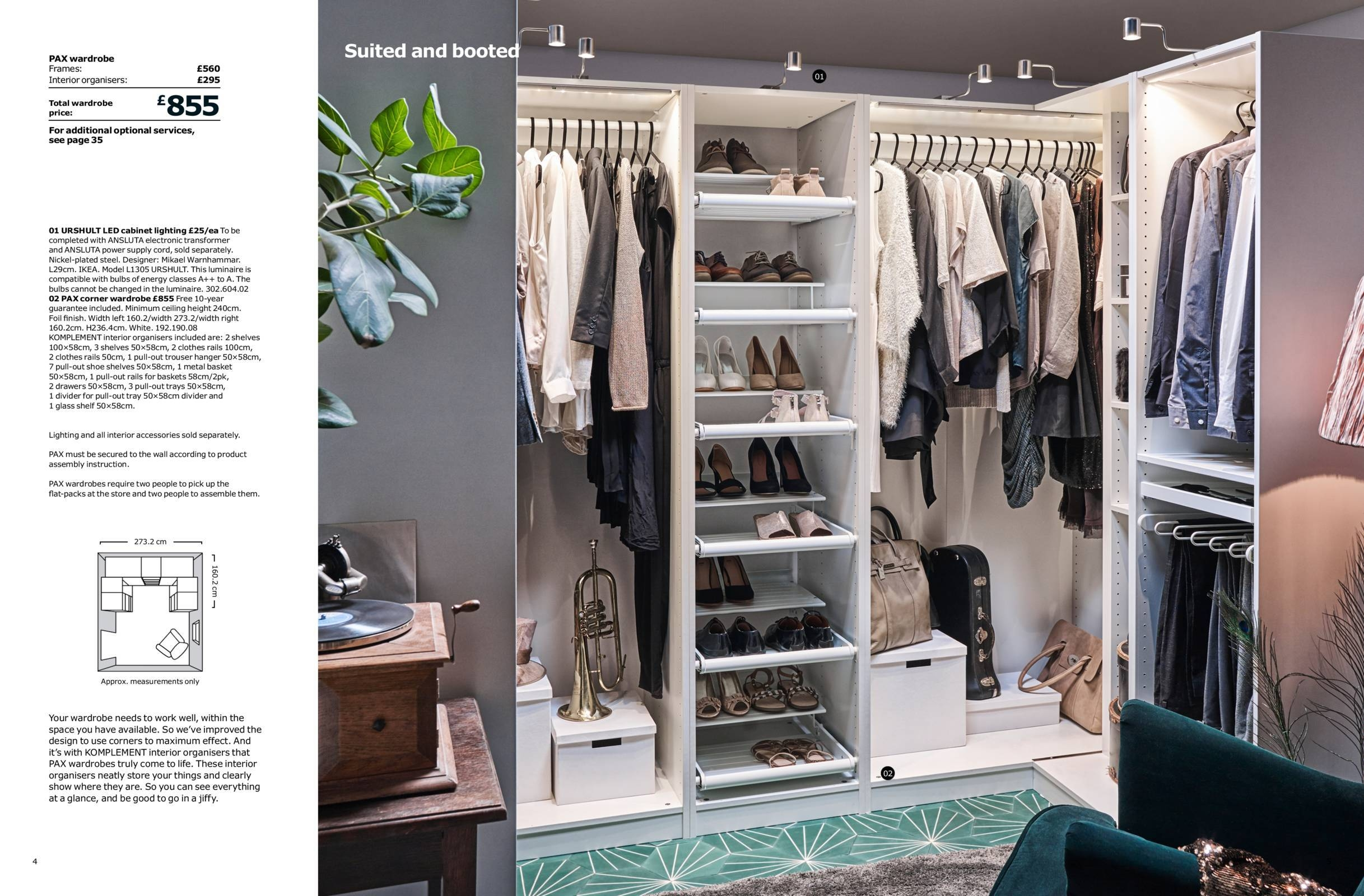 Wardrobe Brochure 2018 intended for Where To  Wardrobes (Image 12 of 15)