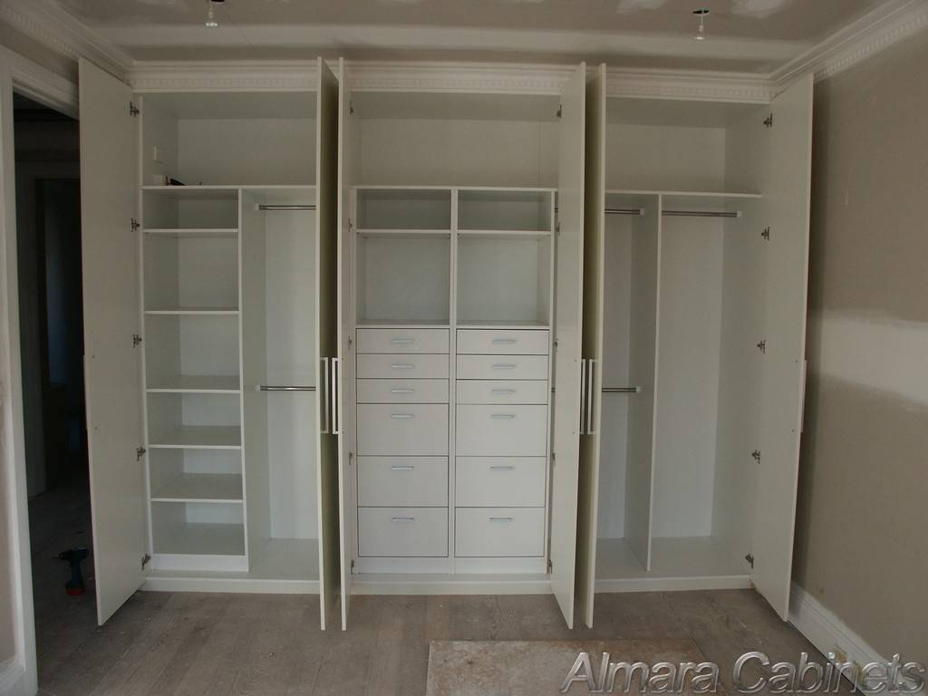 Wardrobe Cabinet | Wardrobe Internals | Wardrobes In Melbourne throughout 6 Doors Wardrobes (Image 13 of 15)