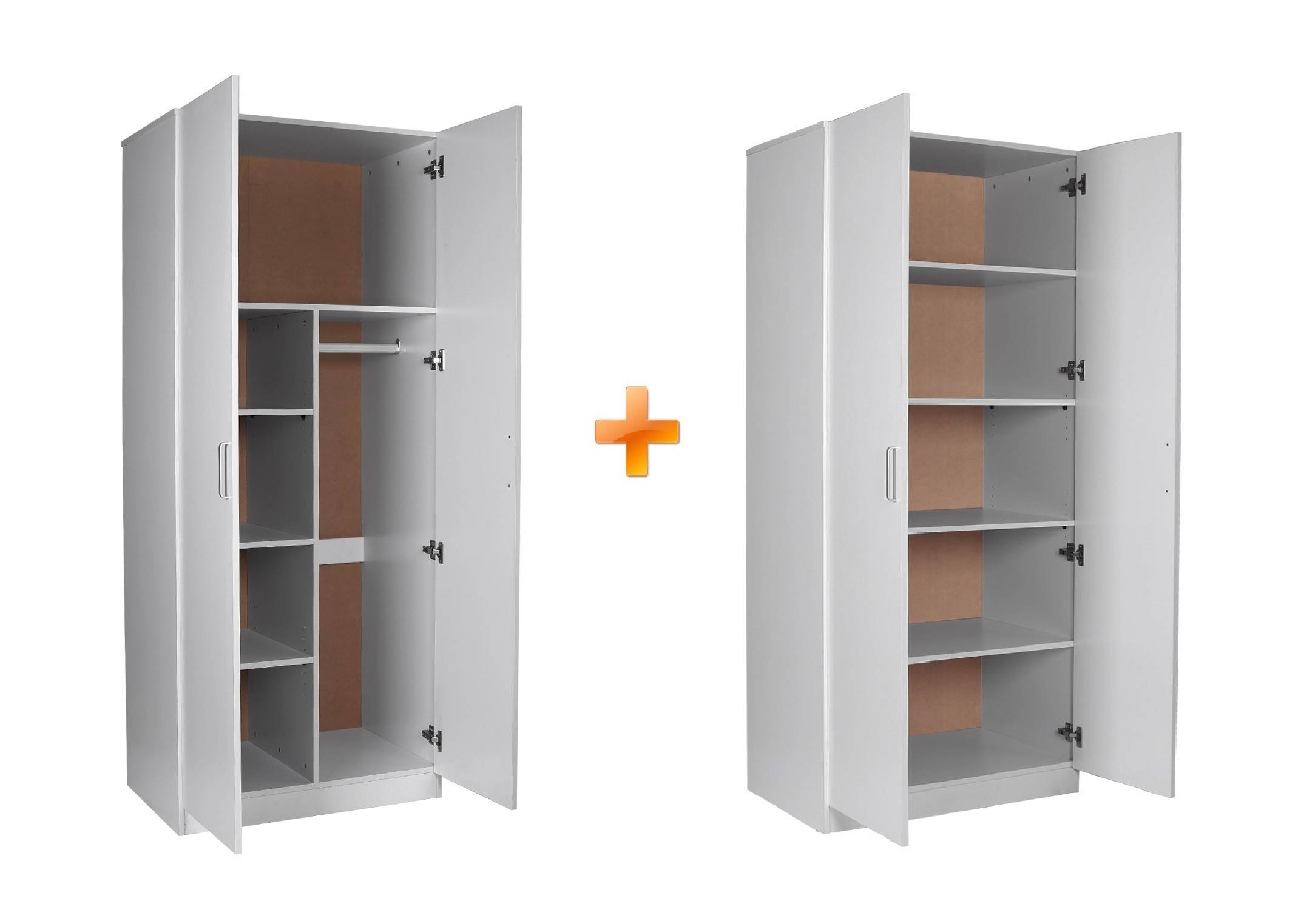 Wardrobe Package - Australian inside Wardrobes And Drawers Combo (Image 13 of 15)