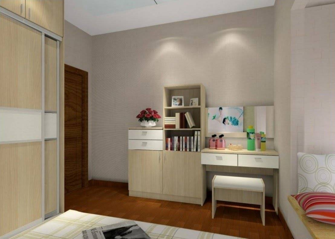 Wardrobe With Dressing Table Designs For Bedroom - Youtube throughout Wardrobes and Dressing Tables (Image 12 of 15)