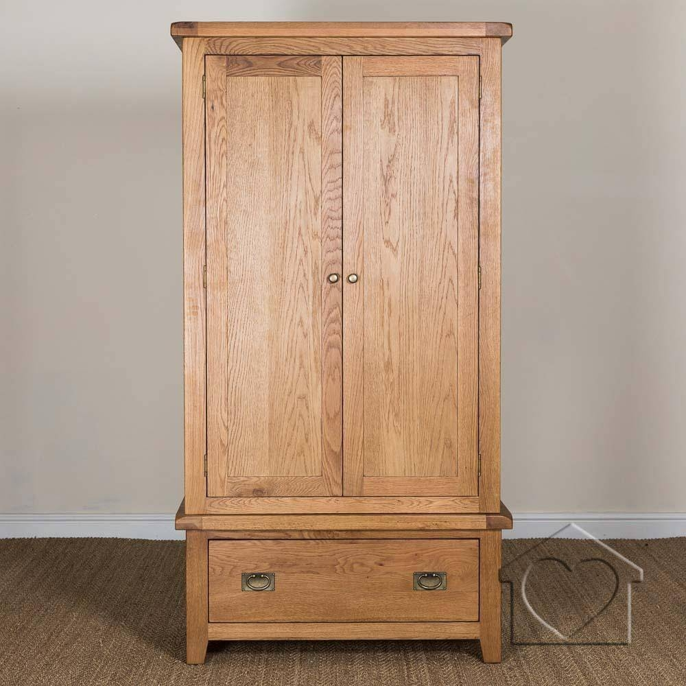 Wardrobes - A Great Range Of Wardrobes From Listers Interiors pertaining to Double Wardrobes (Image 13 of 15)