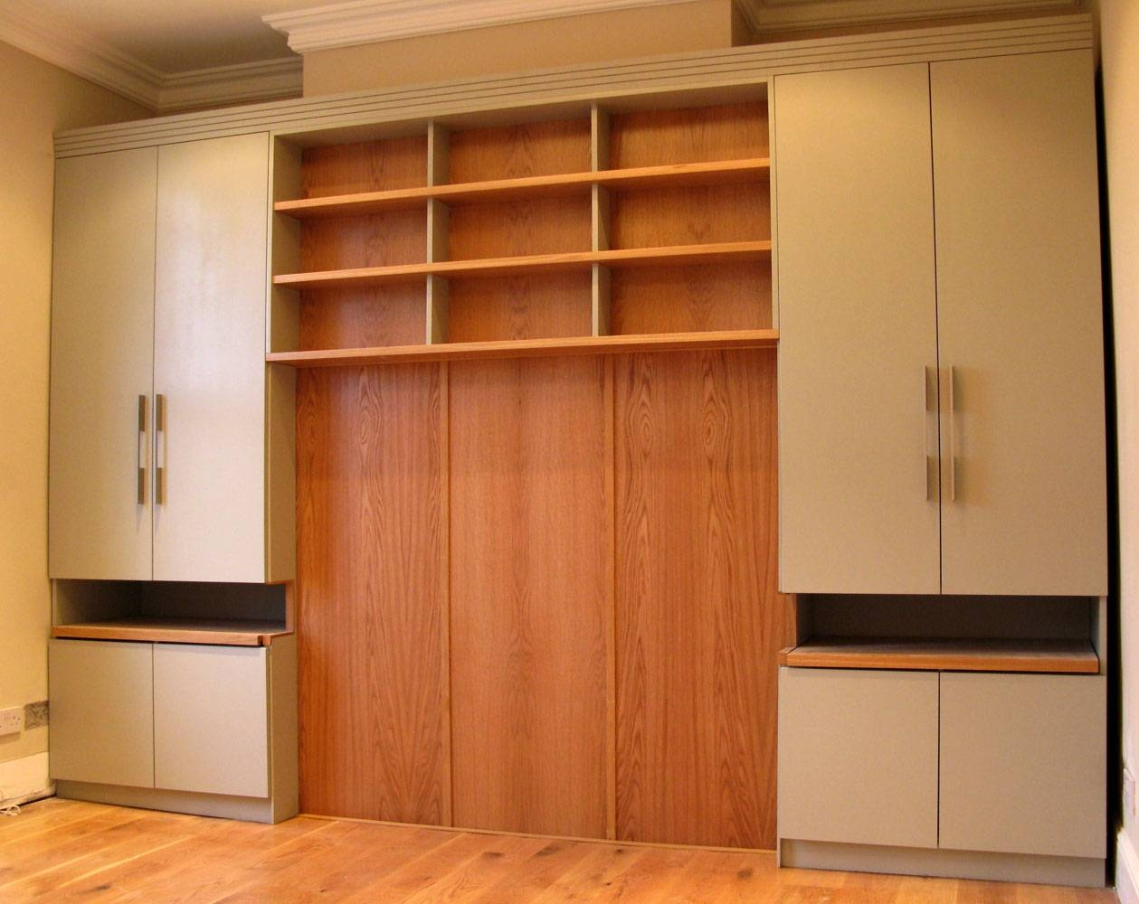 Wardrobes – Alcoves.ie within Bed And Wardrobes Combination (Image 14 of 15)