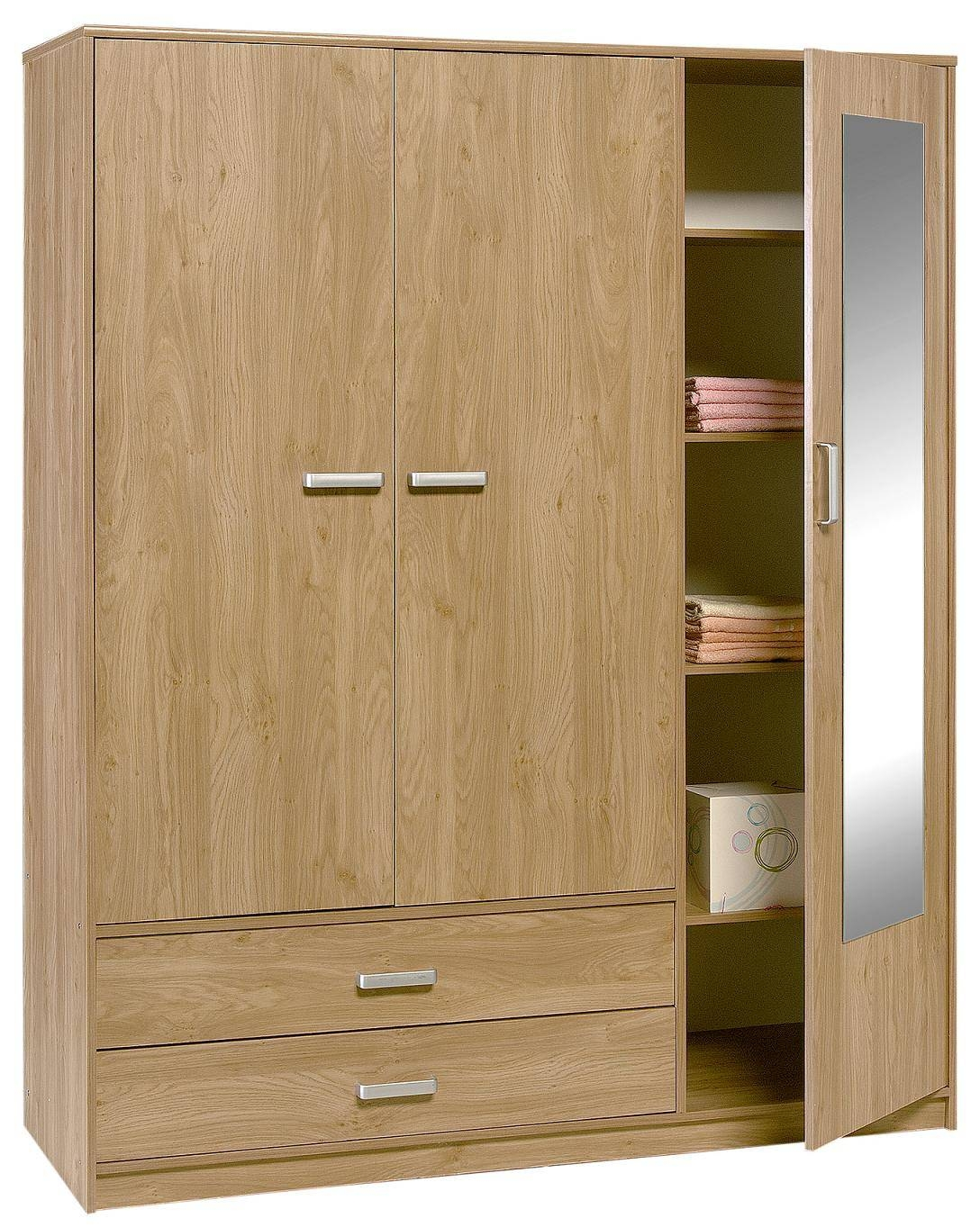 Wardrobes : Andre Victoire: Furniture Delivered And Assembled, for 3 Doors Wardrobes With Mirror (Image 14 of 15)