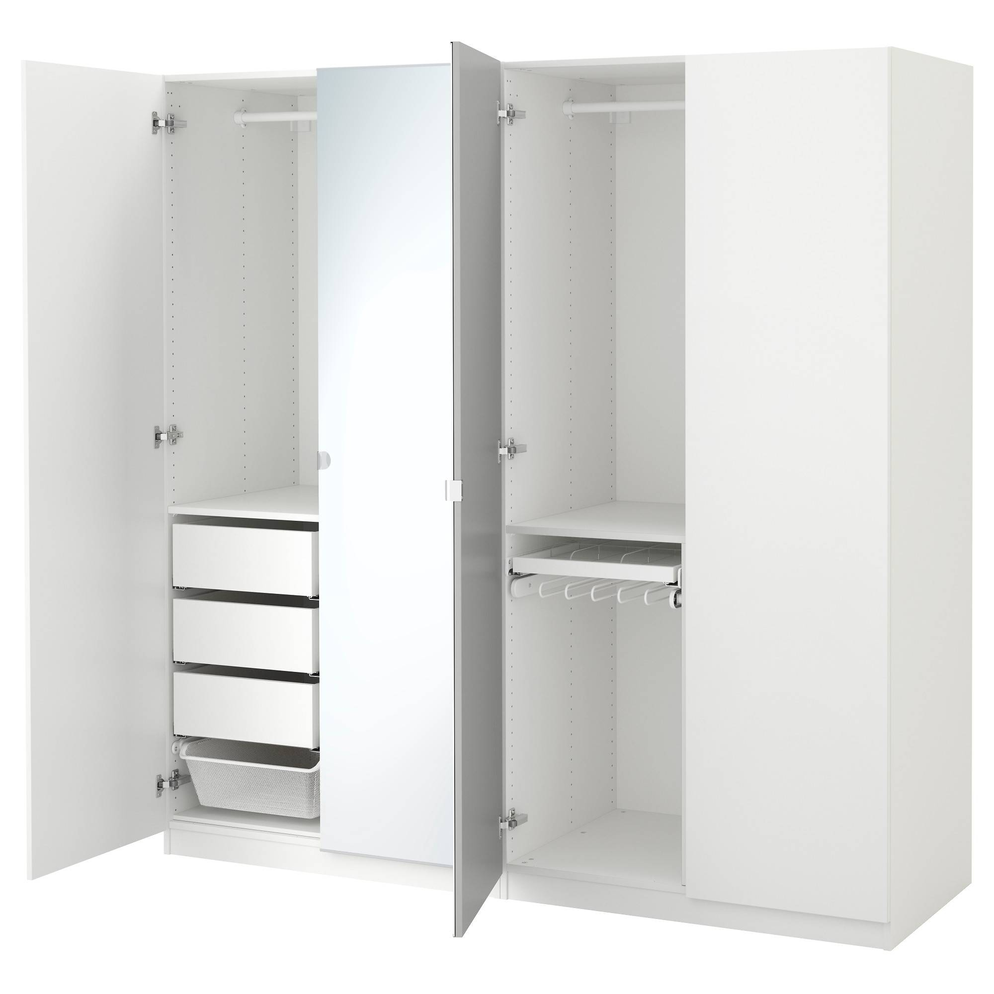 Wardrobes, Armoires & Closets - Ikea with regard to Wardrobe Drawers and Shelves Ikea (Image 29 of 30)