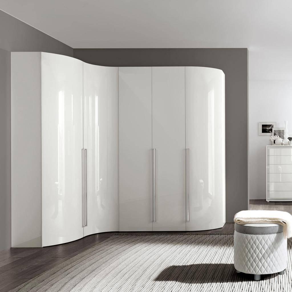 Wardrobes : Basic Elegance Furnishings Ltd in White High Gloss Wardrobes (Image 11 of 15)