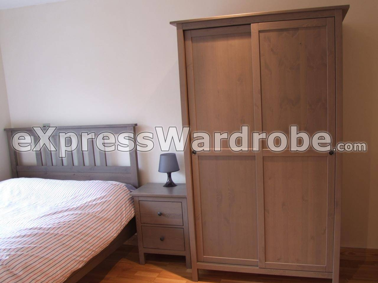 Wardrobes | Flat-Pack Wardrobes | Sliding Door Wardrobes | Free for 2 Sliding Door Wardrobes (Image 15 of 15)