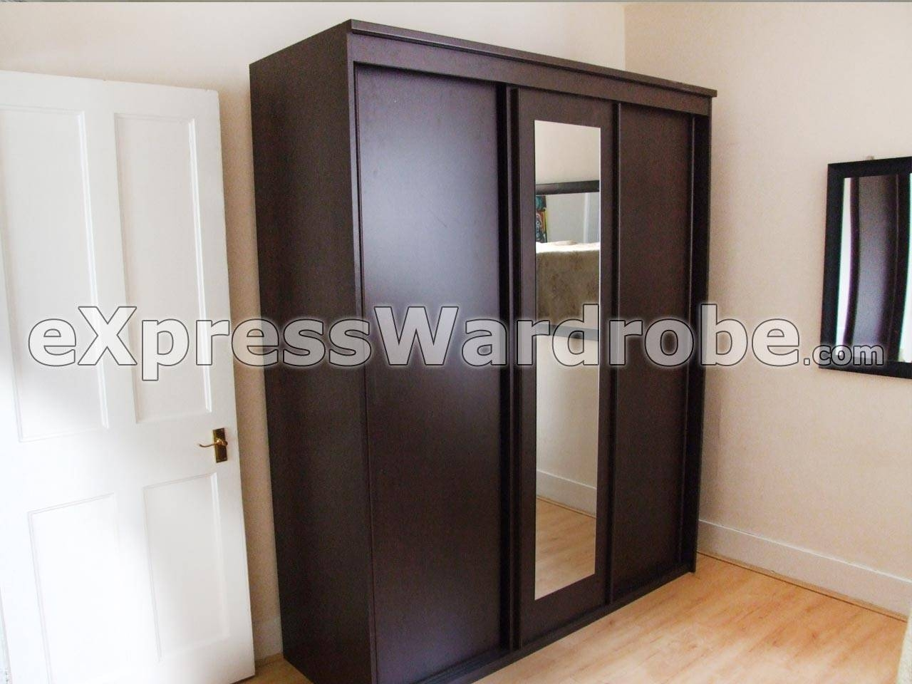 Wardrobes | Flat-Pack Wardrobes | Sliding Door Wardrobes | Free intended for Cheap 3 Door Wardrobes (Image 12 of 15)