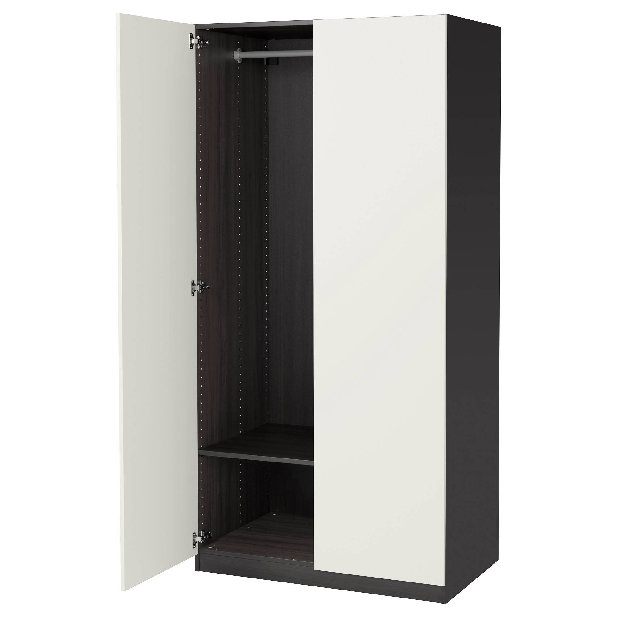 Wardrobes | Ikea for Double Hanging Rail Wardrobes (Image 27 of 30)