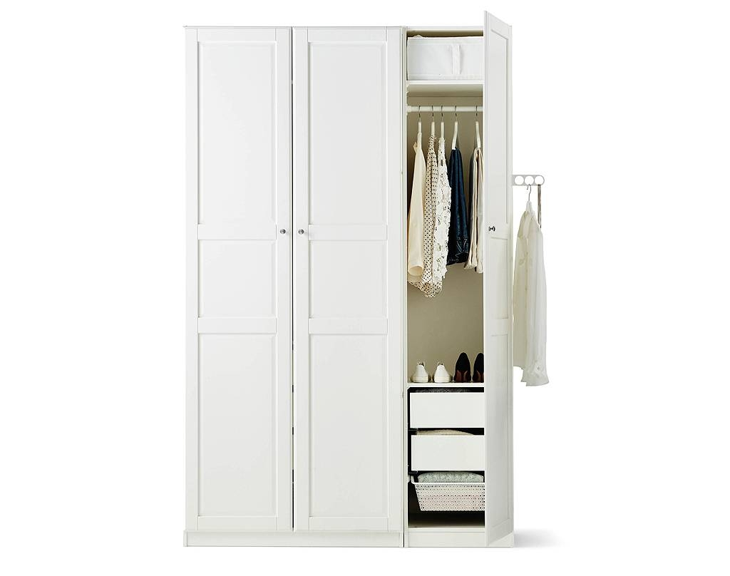 Wardrobes | Ikea Ireland - Dublin for Cheap Wardrobes With Drawers (Image 12 of 15)