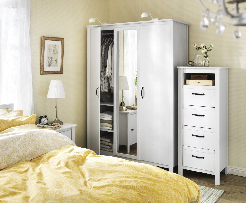 Wardrobes | Ikea throughout Double Rail Wardrobe With Drawers (Image 29 of 30)