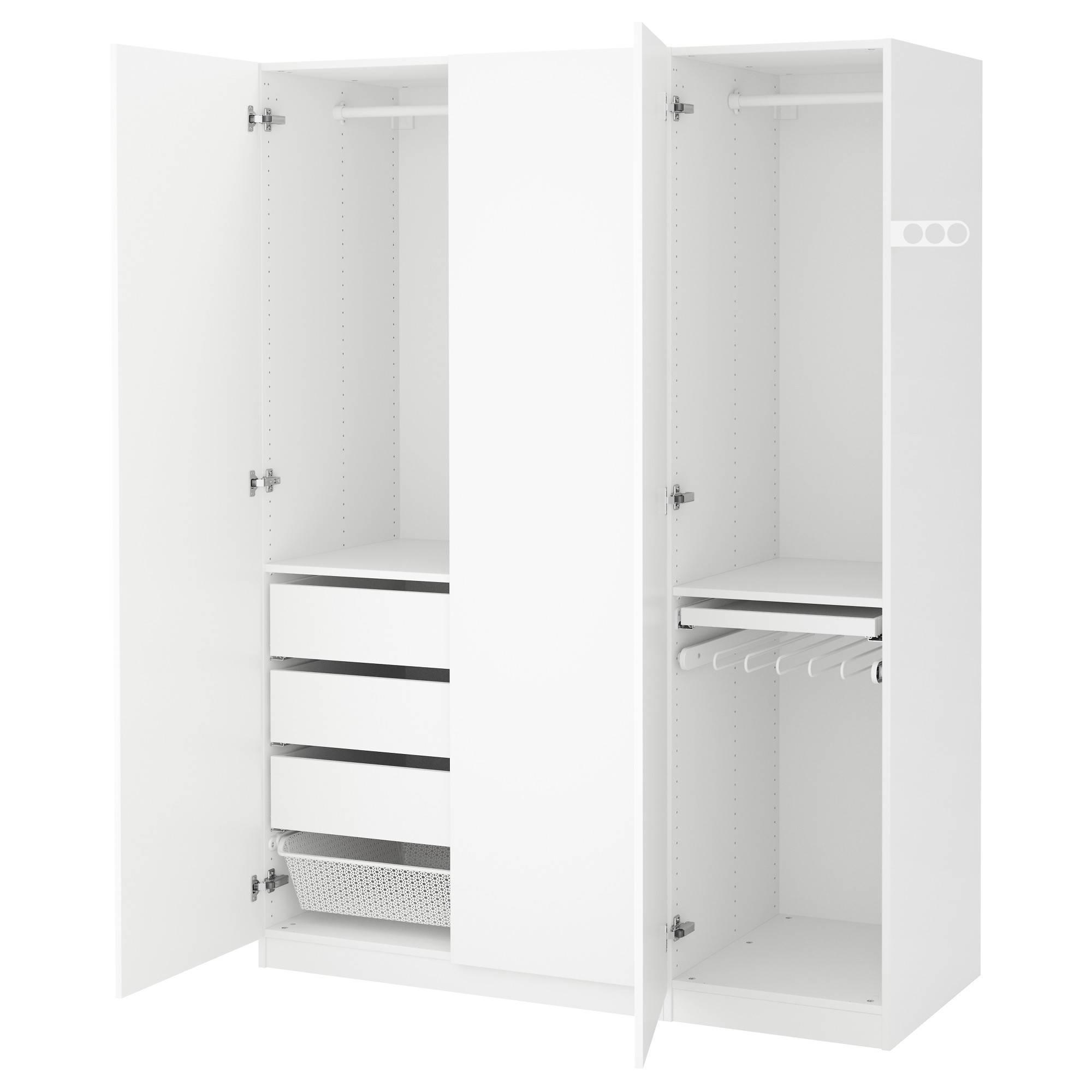 Wardrobes   Ikea with Dark Wood Wardrobes Ikea (Image 27 of 30)