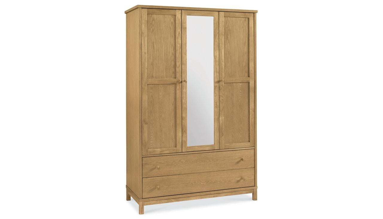 Wardrobes | Large, Small & Corner Wardrobes | Ahf pertaining to Oak Corner Wardrobes (Image 15 of 15)