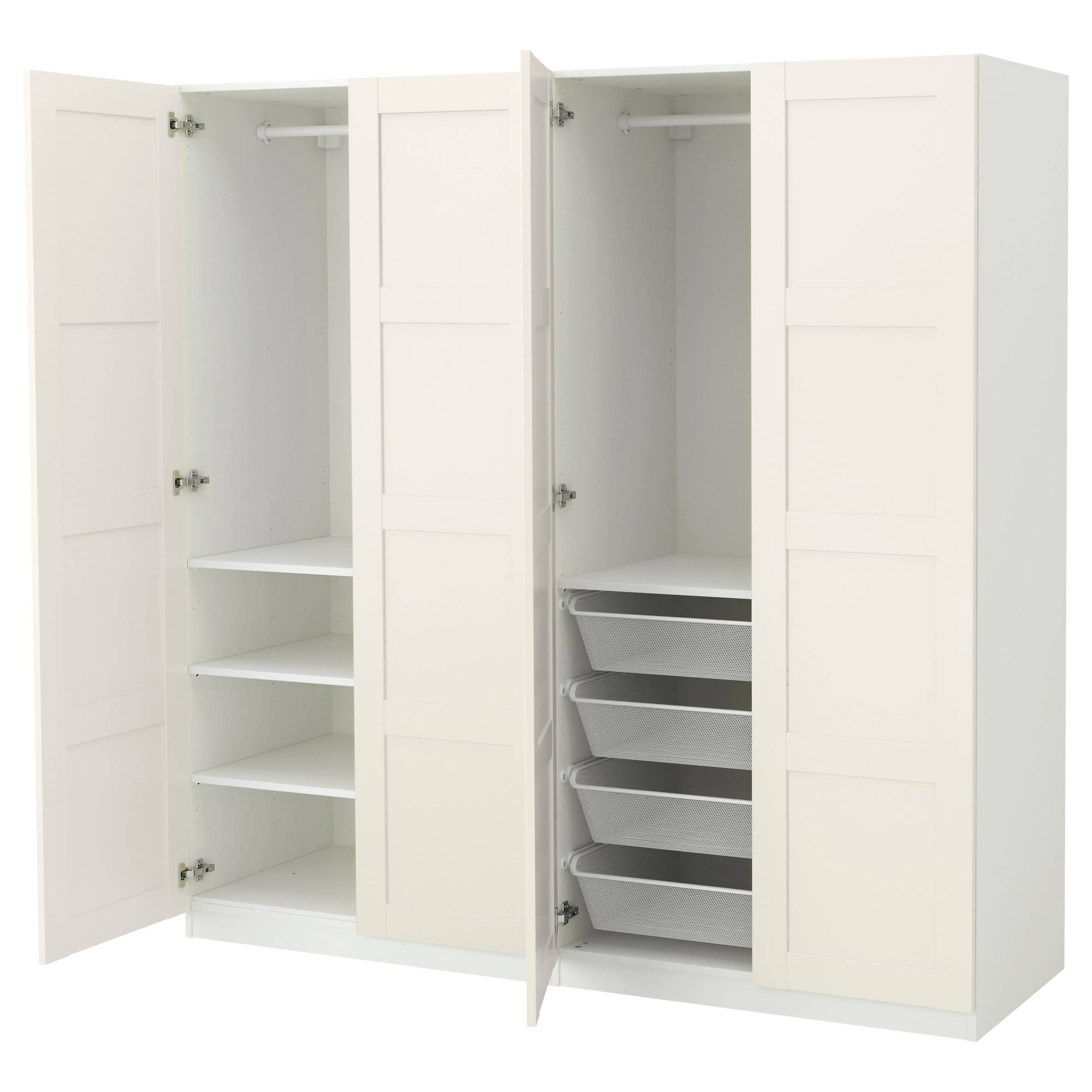 Wardrobes - Pax System - Ikea throughout Wardrobe Drawers and Shelves Ikea (Image 25 of 30)