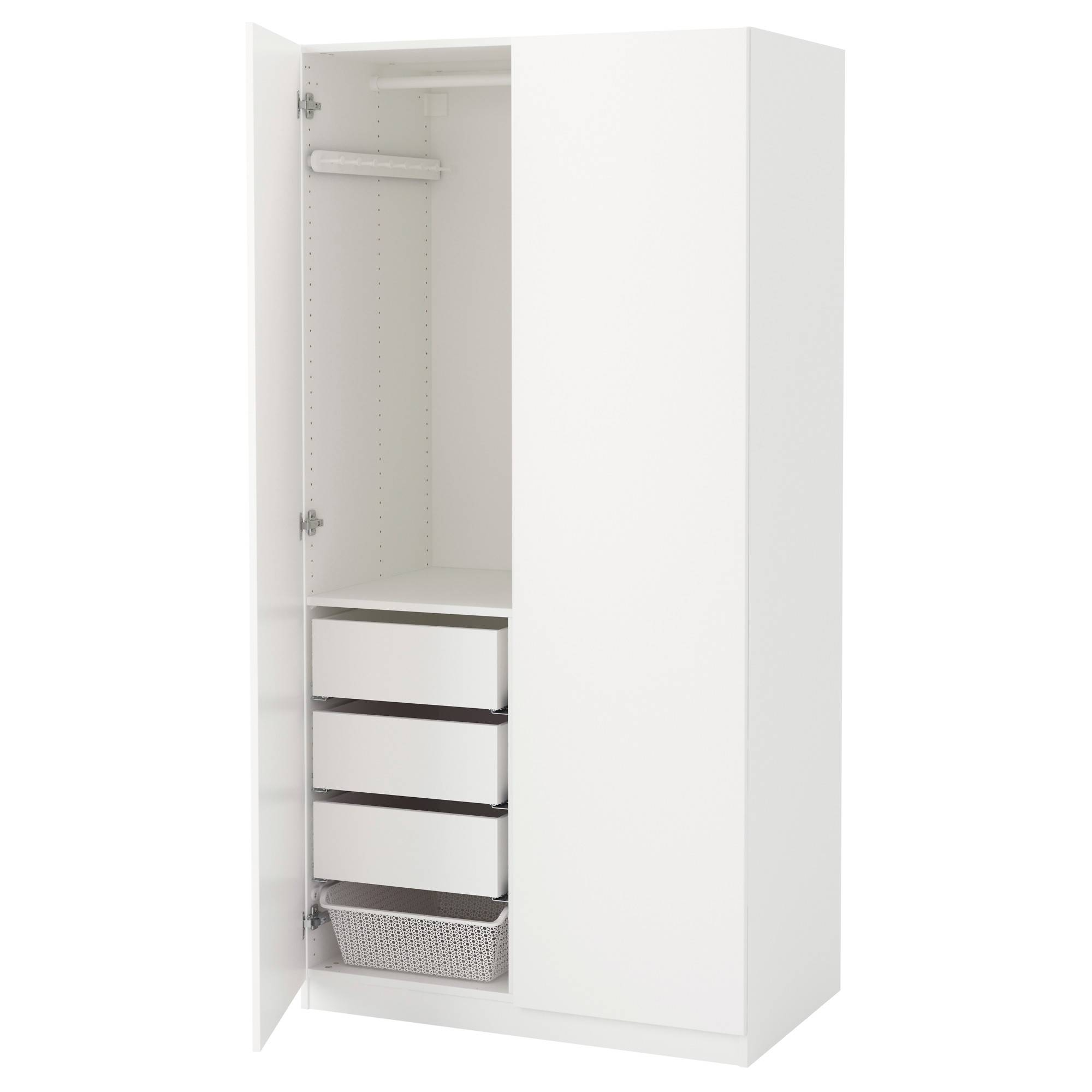 Wardrobes - Pax System - Ikea with regard to Wardrobe Drawers and Shelves Ikea (Image 26 of 30)