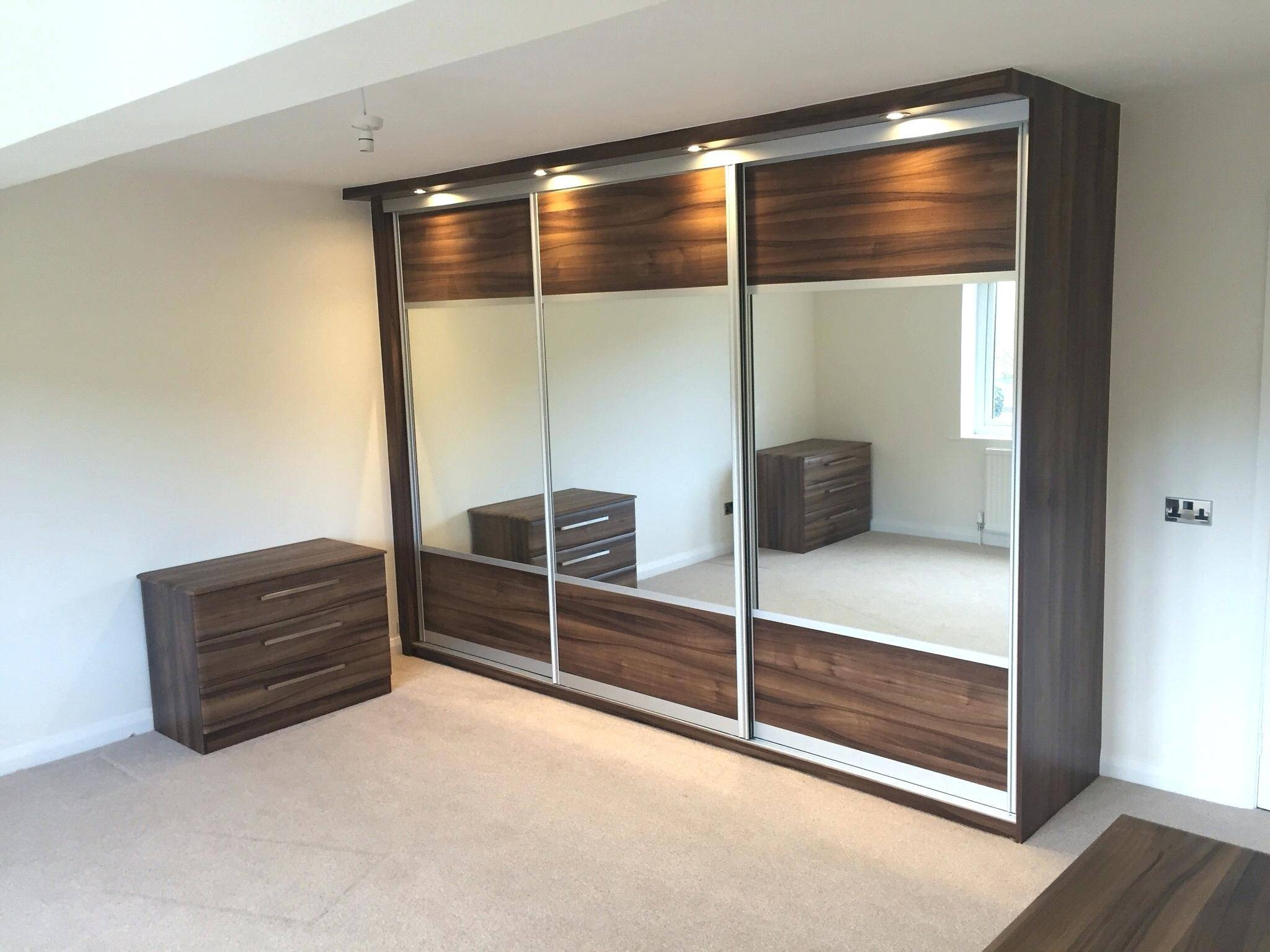 Wardrobes With Mirror – Shopwiz in Double Rail Wardrobes Argos (Image 25 of 30)