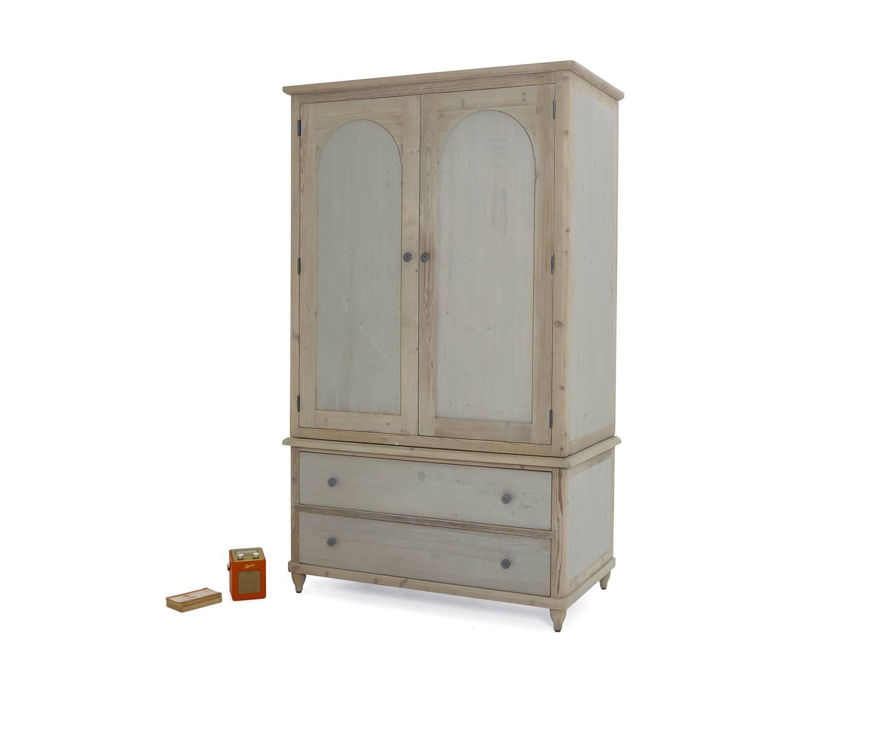 Wardrobes | Wooden Bedroom Furniture | Loaf inside Painted Wardrobes (Image 15 of 15)