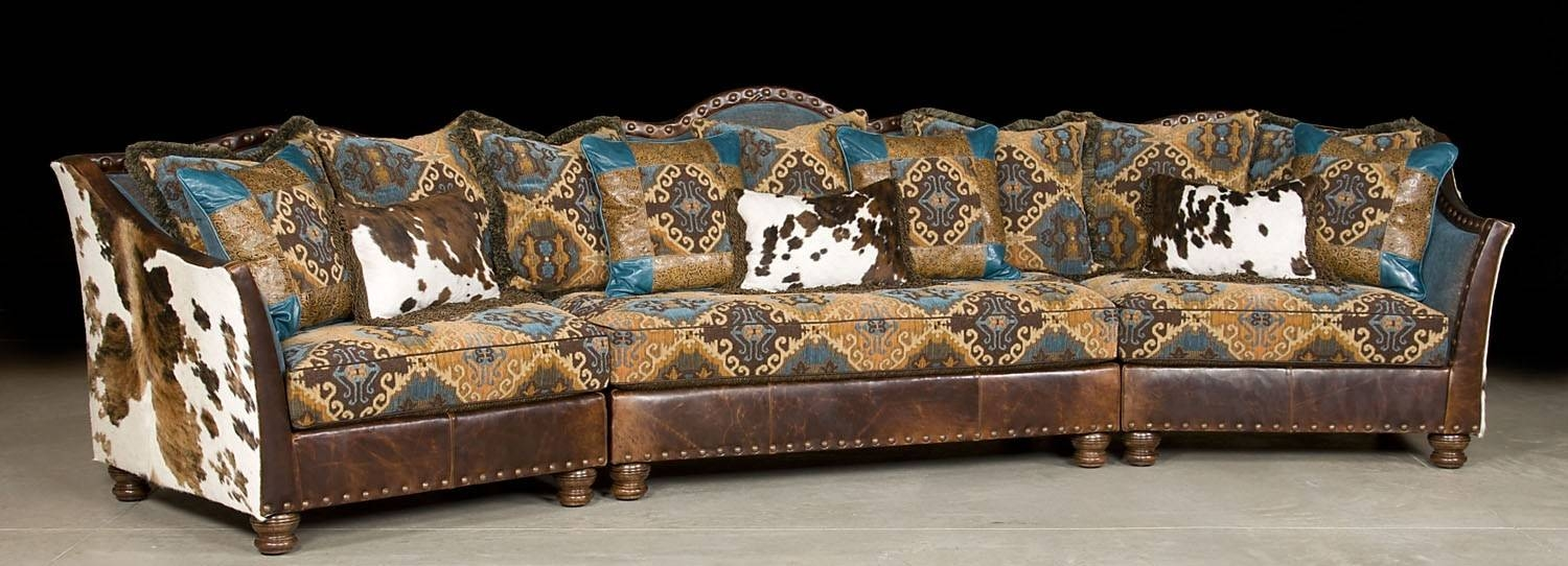 Western Style Sectional Sofas - Tourdecarroll for Western Style Sectional Sofas (Image 28 of 30)