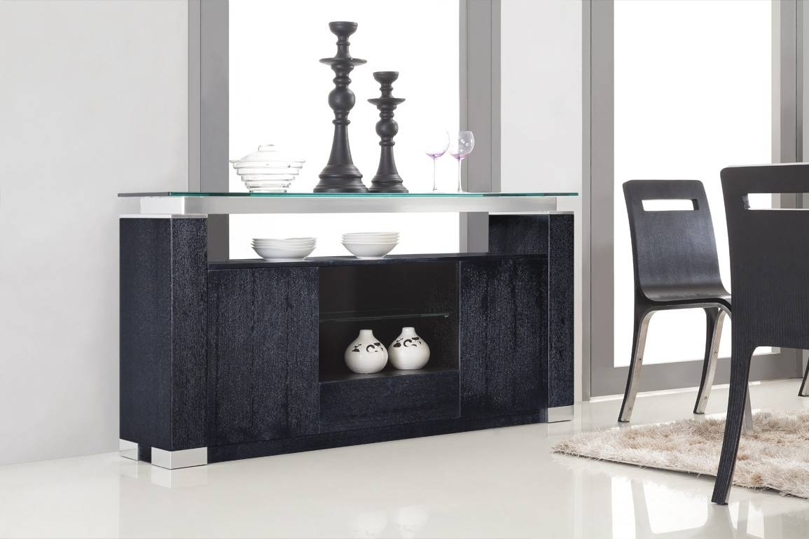 What Is A Sideboard? | Homesfeed with regard to Glass Top Sideboards (Image 29 of 30)