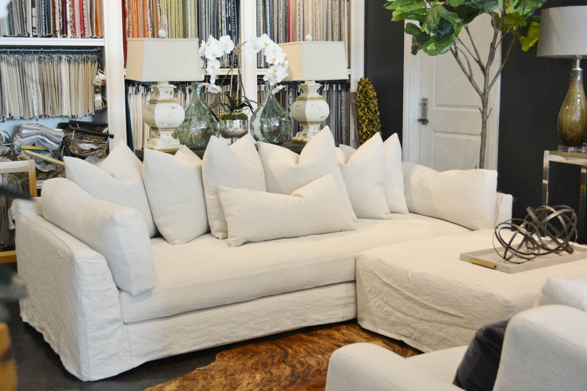 What's New Wednesday: Private Label Newport Collection - Heather in Newport Sofas (Image 30 of 30)