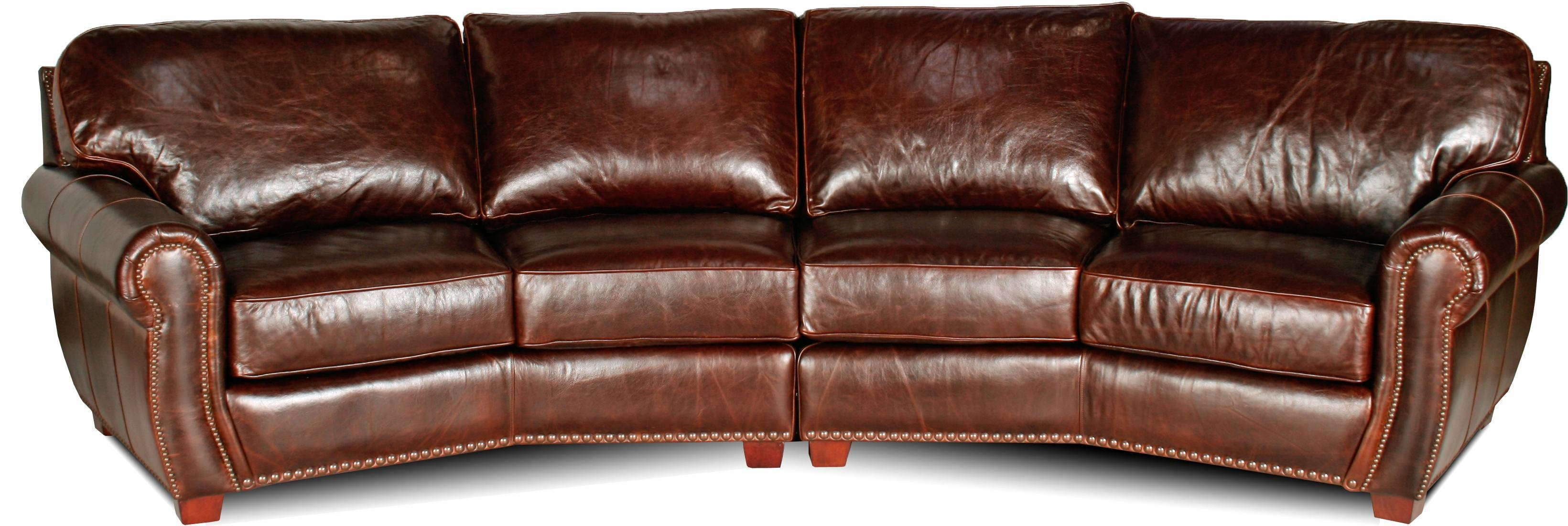 Where / What Is The Cheapest Way To Purchase A Leather Sofa? | The With 4 Seat Leather Sofas (View 7 of 30)