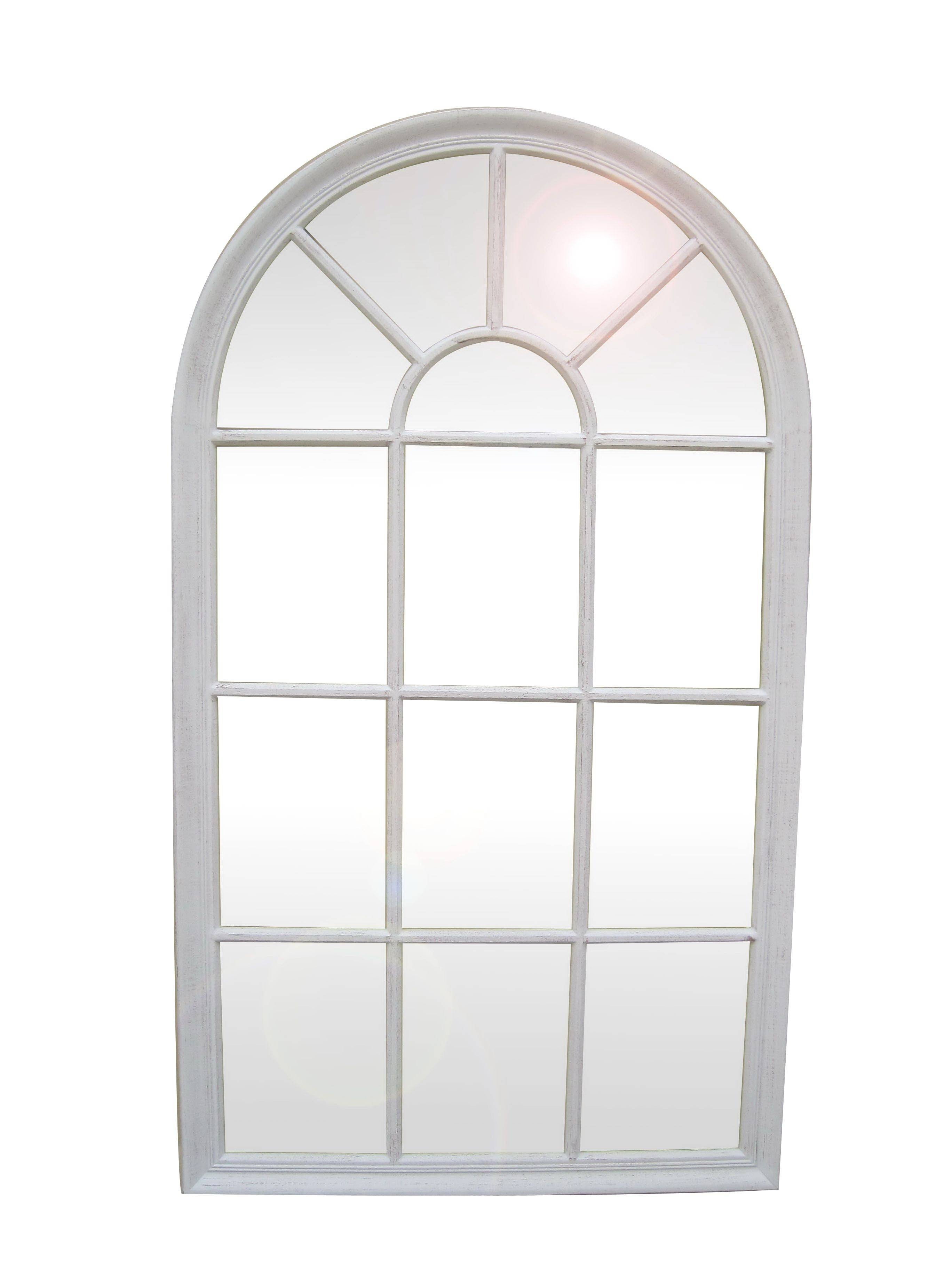 White Arched Window Mirror 29 Outstanding For White Arched Window in White Arched Window Mirrors (Image 21 of 25)