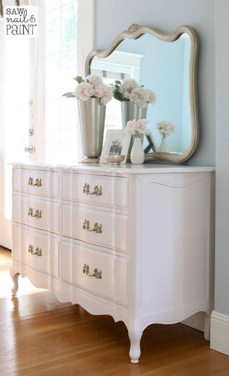 White Dressers With Mirrors – Harpsounds.co pertaining to White French Mirrors (Image 24 of 25)
