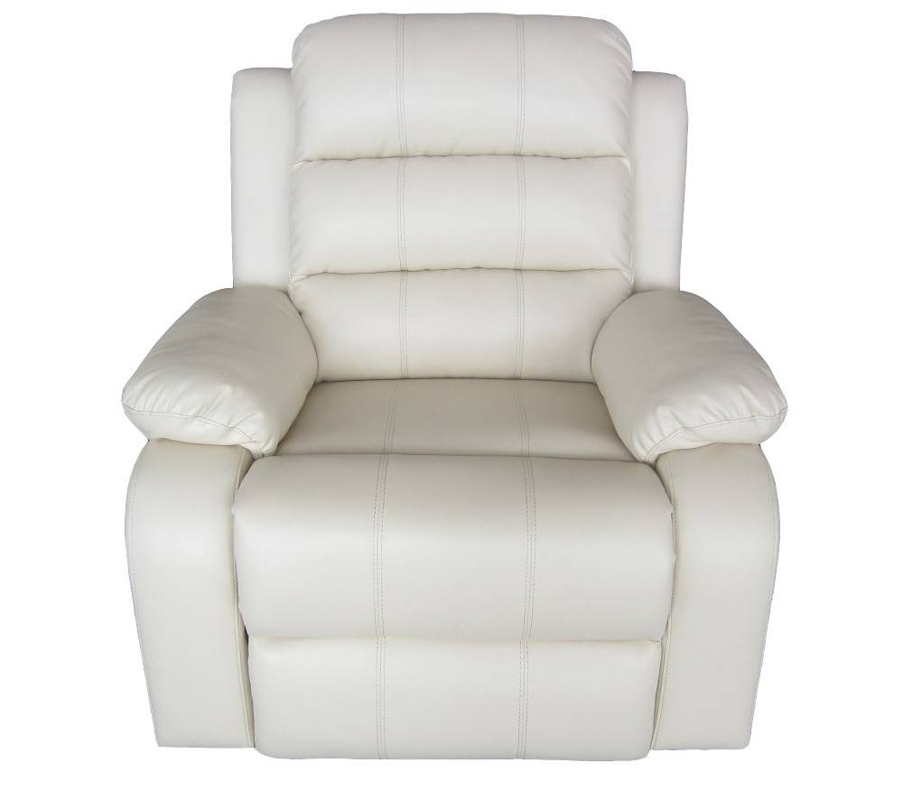 White Chesterfield Chair - White leather recliner sofa white leather recliner sofa suppliers regarding chesterfield recliners image 29
