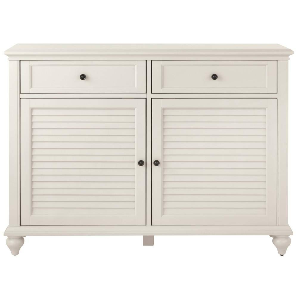 White - Sideboards & Buffets - Kitchen & Dining Room Furniture pertaining to White Sideboard Furniture (Image 30 of 30)