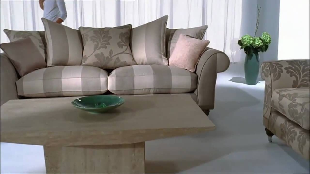 White Sofa Furniture Village | Tehranmix Decoration With Striped Sofas And  Chairs (Image 30 Of