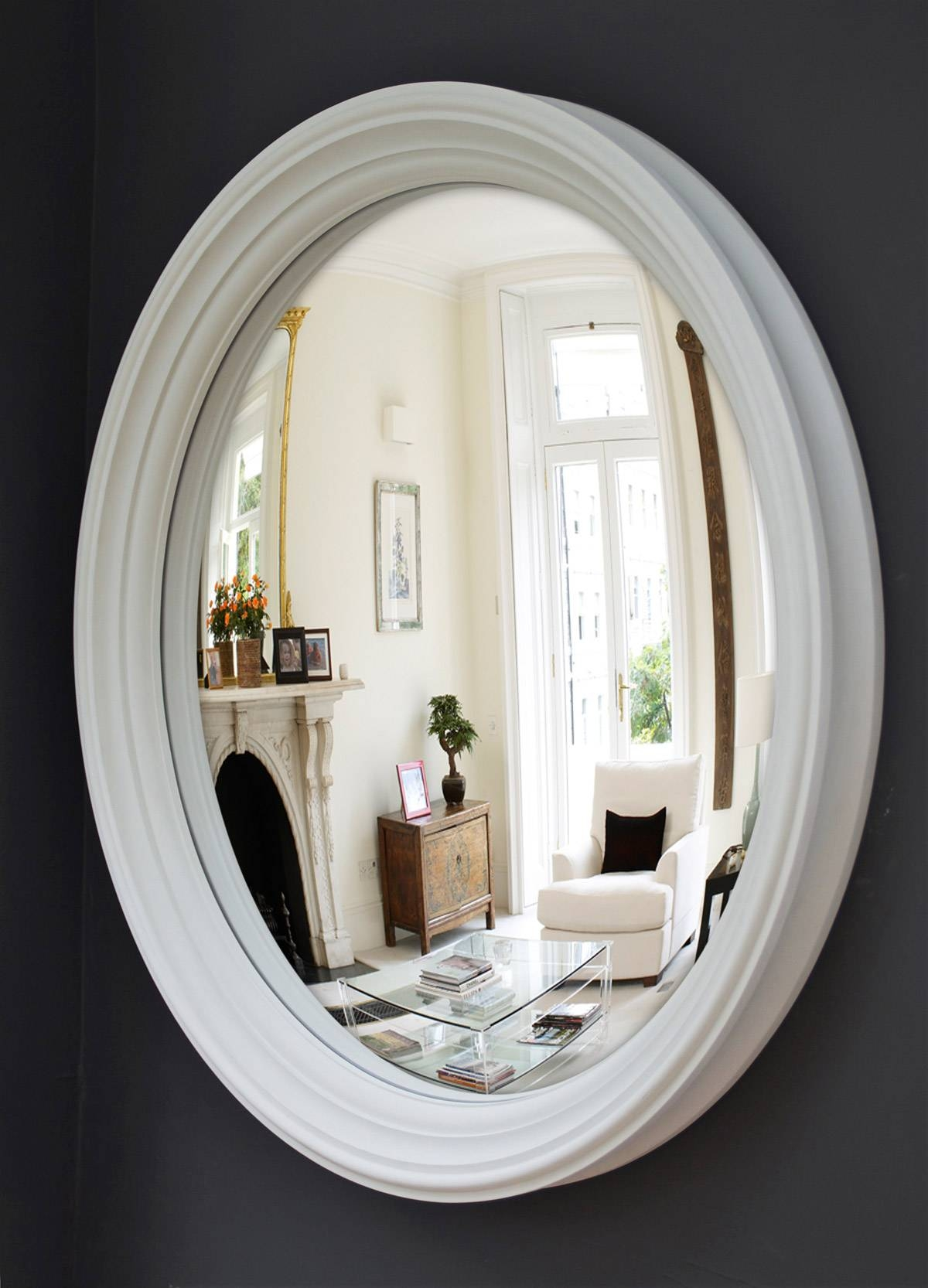Why You Need A Large Convex Mirror - Omelo Decorative Convex with regard to Large Convex Mirrors (Image 25 of 25)