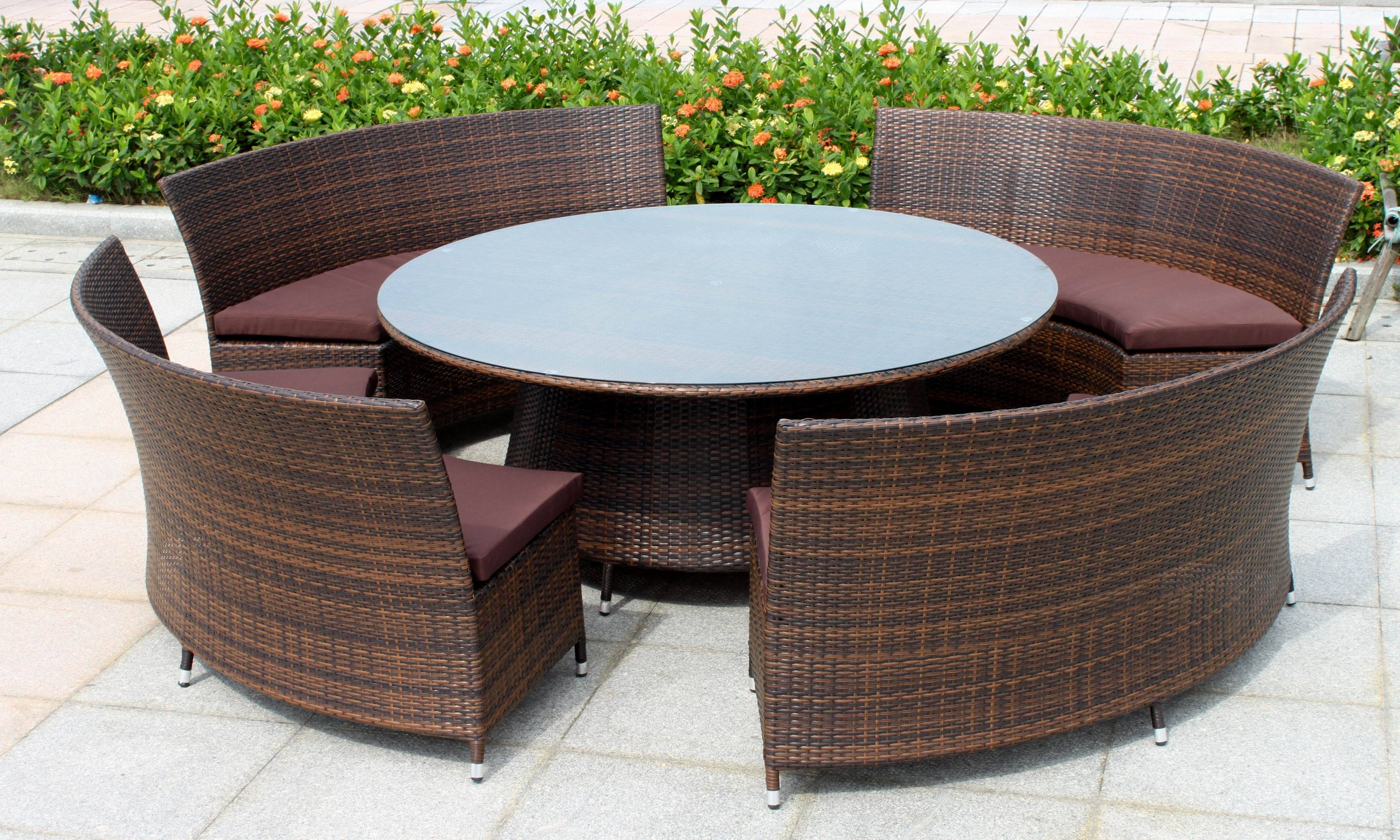 Wicker Patio Furniture Set Outdoor A 2484722836 Outdoor regarding Modern Rattan Sofas (Image 30 of 30)