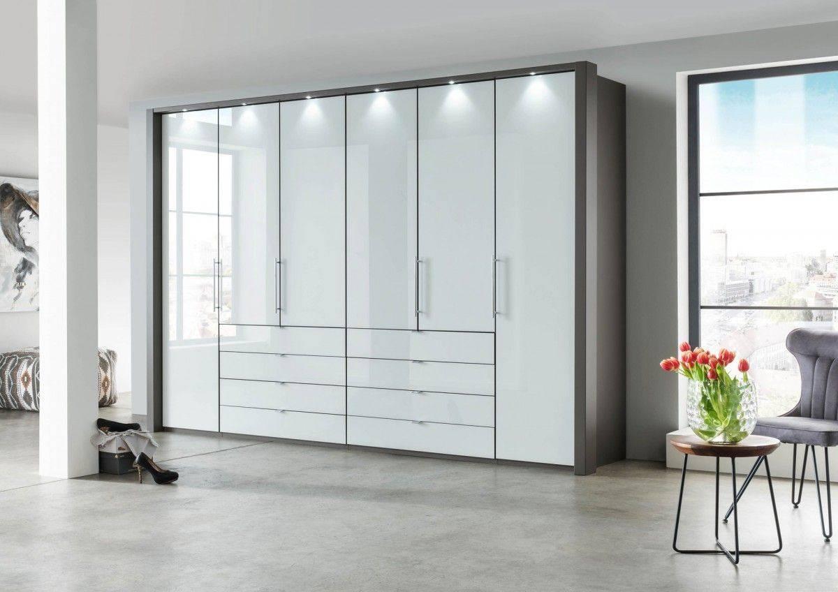 Wiemann Loft 6 Door Wardrobe With Bi-Fold Panorama Doors Now In 2 within 6 Doors Wardrobes (Image 15 of 15)