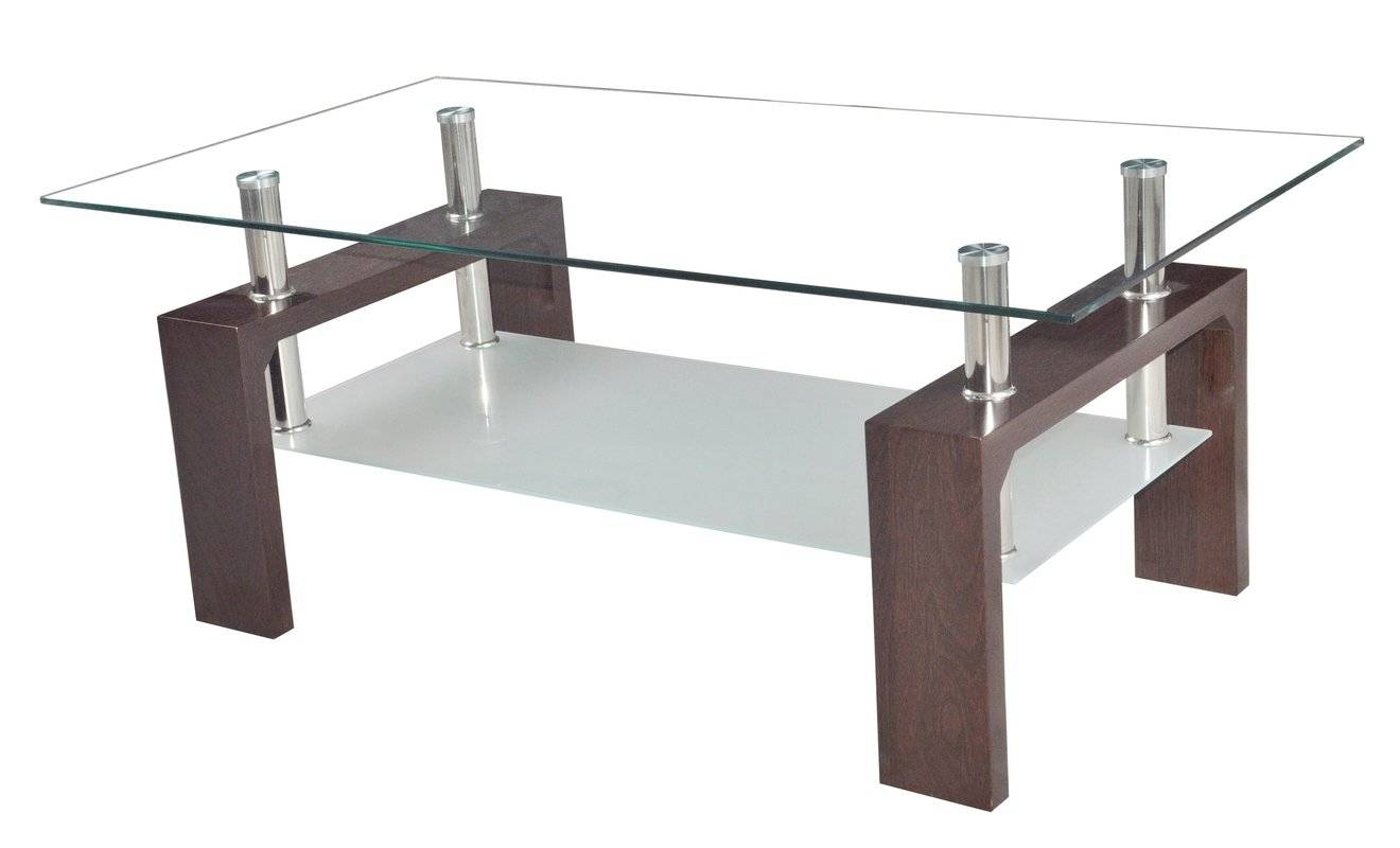 Wildon Home Elise Coffee Table & Reviews | Wayfair.co.uk in Elise Coffee Tables (Image 30 of 30)