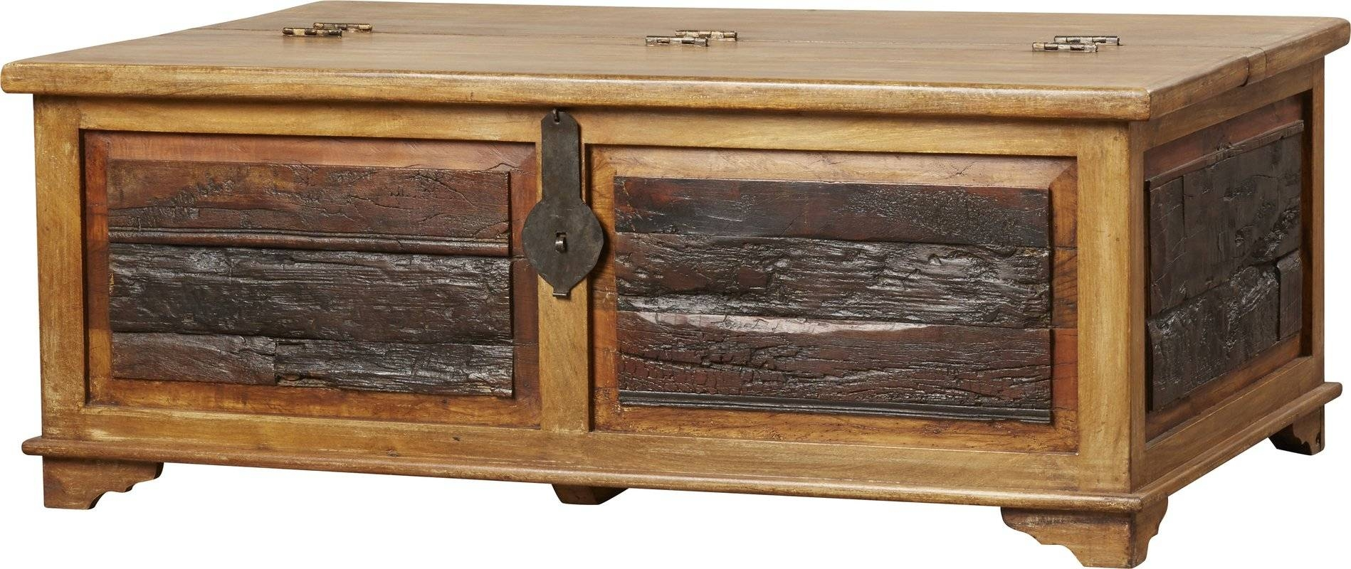 William Sheppee Kerala Blanket Box / Trunk Coffee Table & Reviews in Blanket Box Coffee Tables (Image 29 of 30)