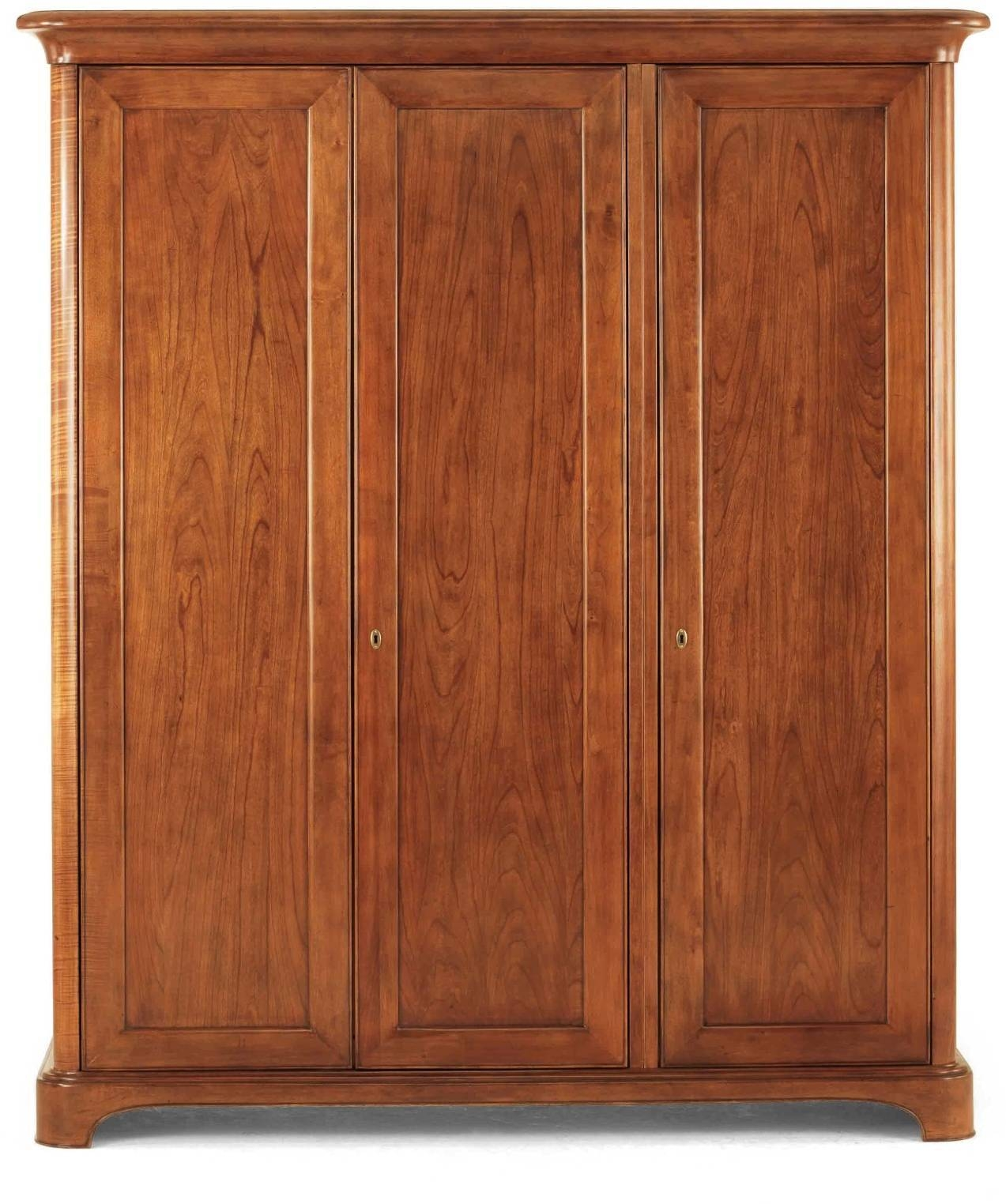 Willis & Gambier Lille Triple Wardrobe – Wardrobes With Willis And Gambier Wardrobes (View 6 of 15)