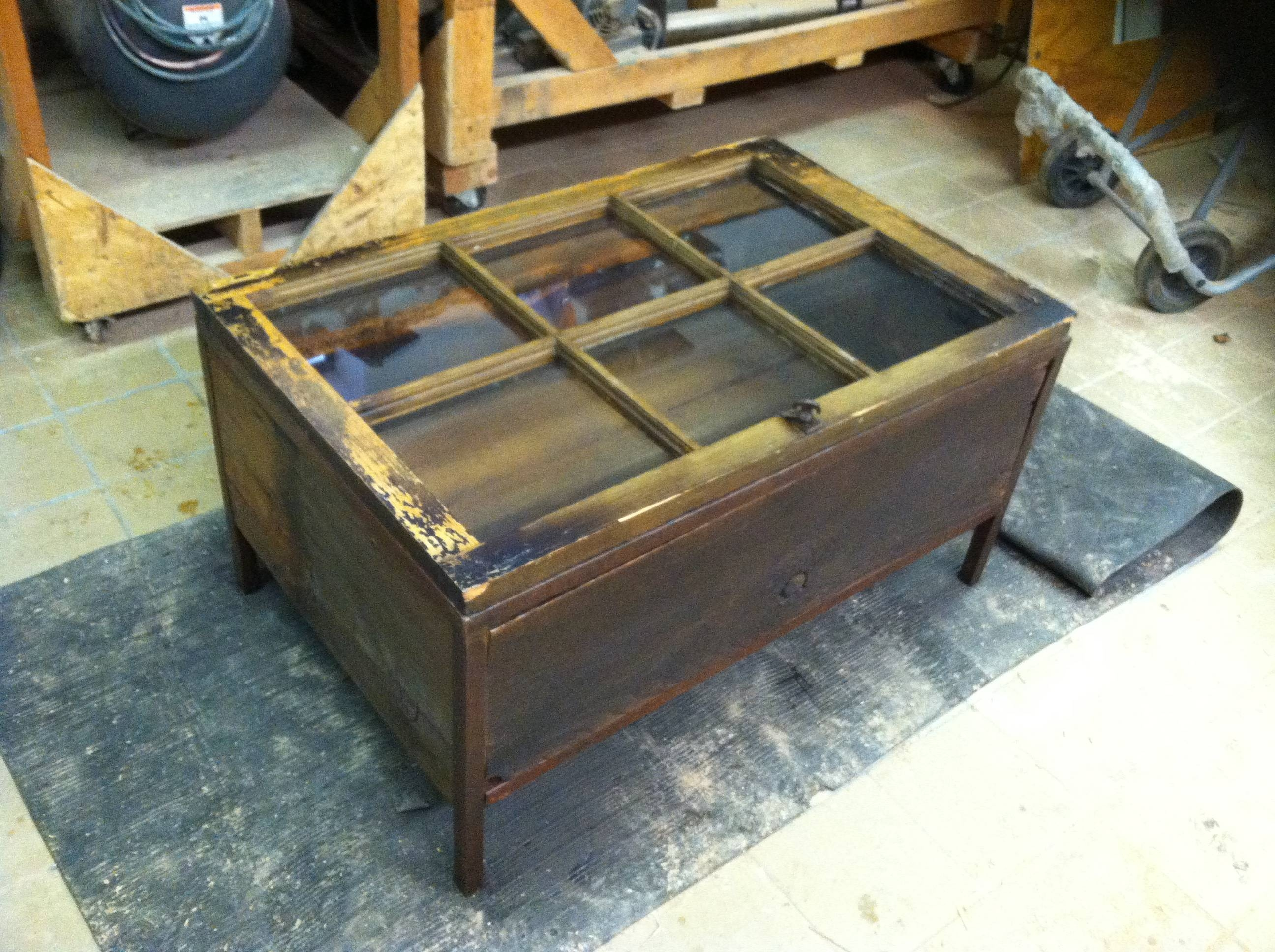 Window Storage Box Coffee Table | Fantastic Mr. Finds regarding Coffee Tables With Box Storage (Image 27 of 30)
