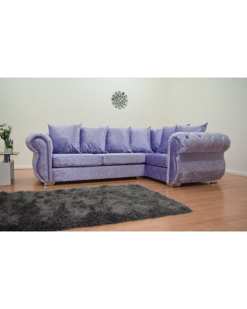 Windsor Right-Hand Double Arm Corner Sofa - Black intended for Windsor Sofas (Image 18 of 30)