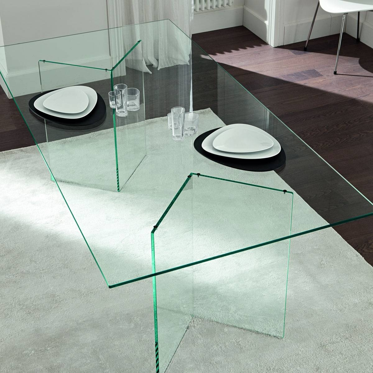 Wonderful All Glass Table 17 All Glass Coffee Tables Uk Coffee regarding All Glass Coffee Tables (Image 30 of 30)