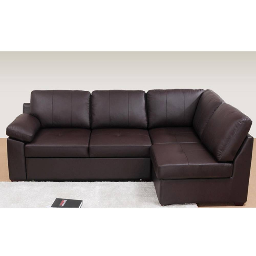 Featured Photo of Leather Corner Sofa Bed