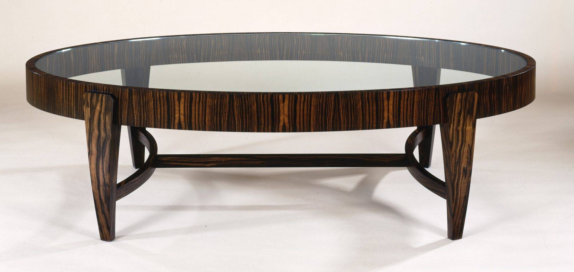 Wood Oval Coffee Table : Axiomaticaorg - Jericho Mafjar Project within Oval Glass and Wood Coffee Tables (Image 30 of 30)