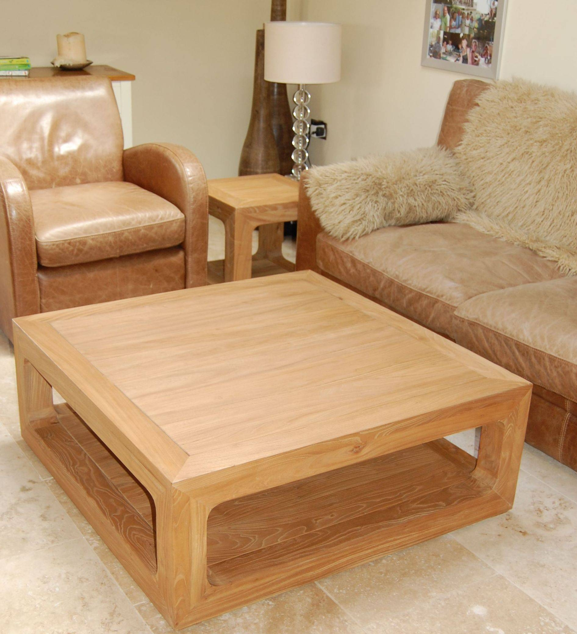 Wooden Coffee Tables ~ Bacill within Coffee Tables With Rounded Corners (Image 29 of 30)