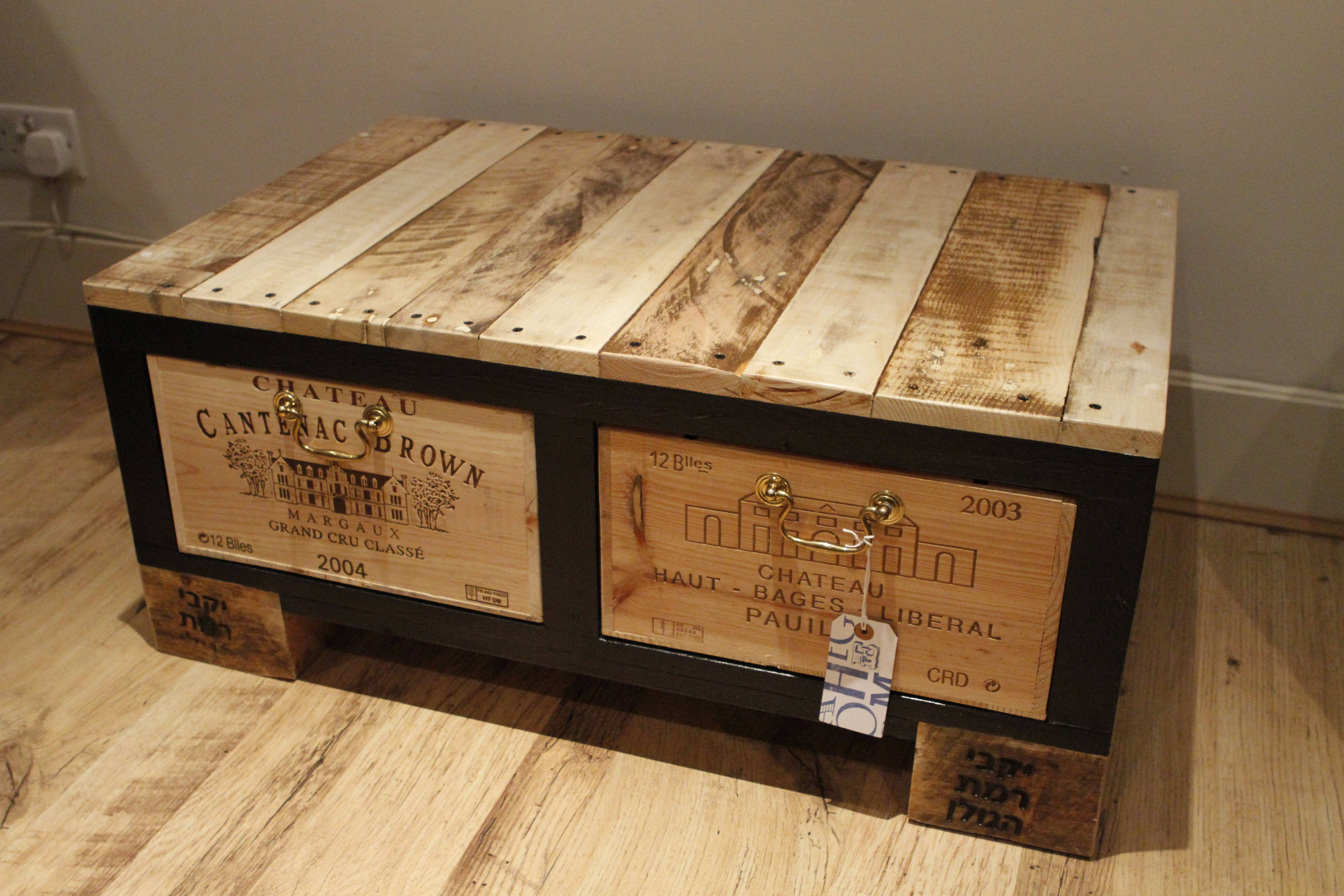 Wooden Trunks Coffee Tables | Coffee Tables Decoration with regard to Wooden Storage Coffee Tables (Image 30 of 30)