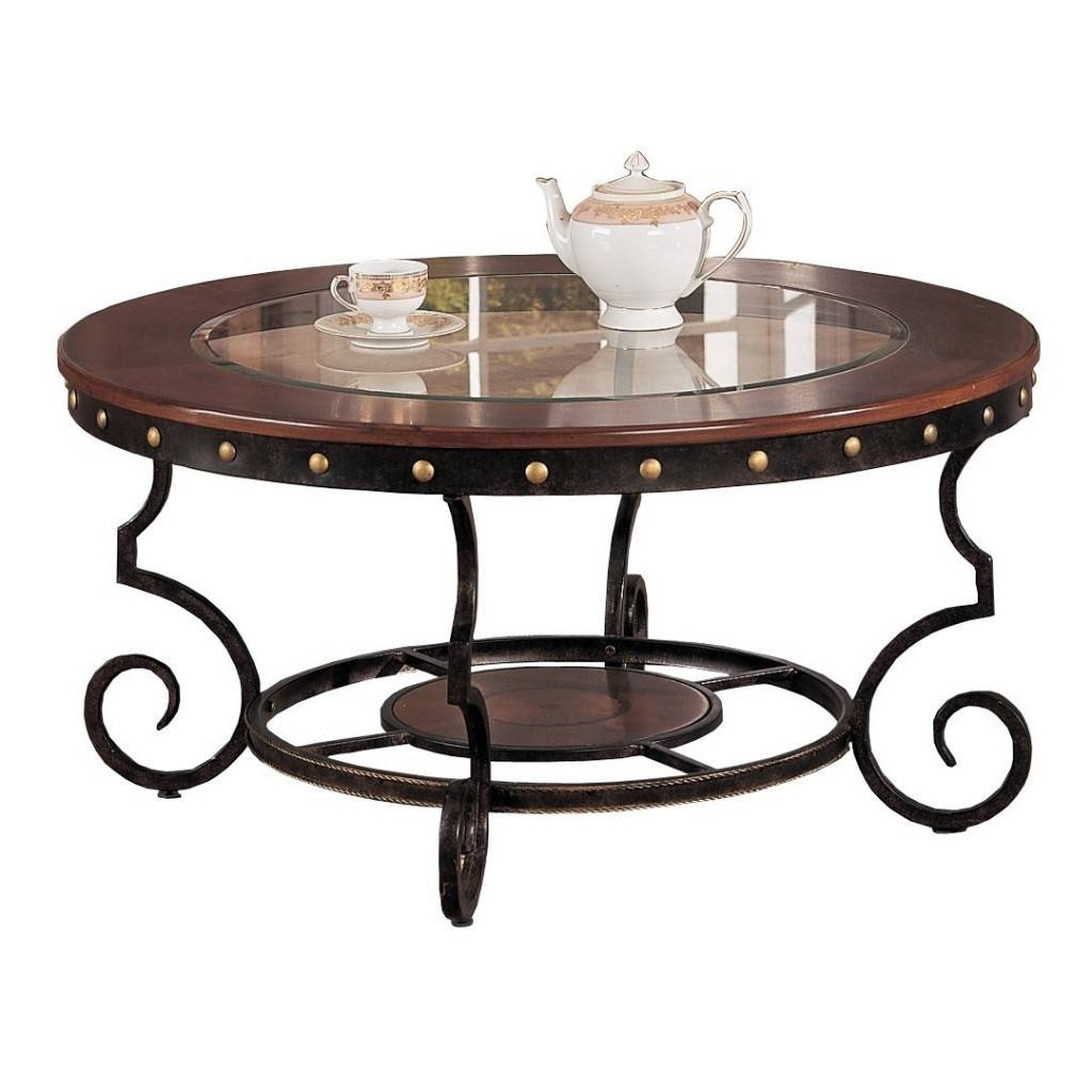 Wrought Iron Coffee Table | Porch & Living Room pertaining to Wrought Iron Coffee Tables (Image 27 of 30)