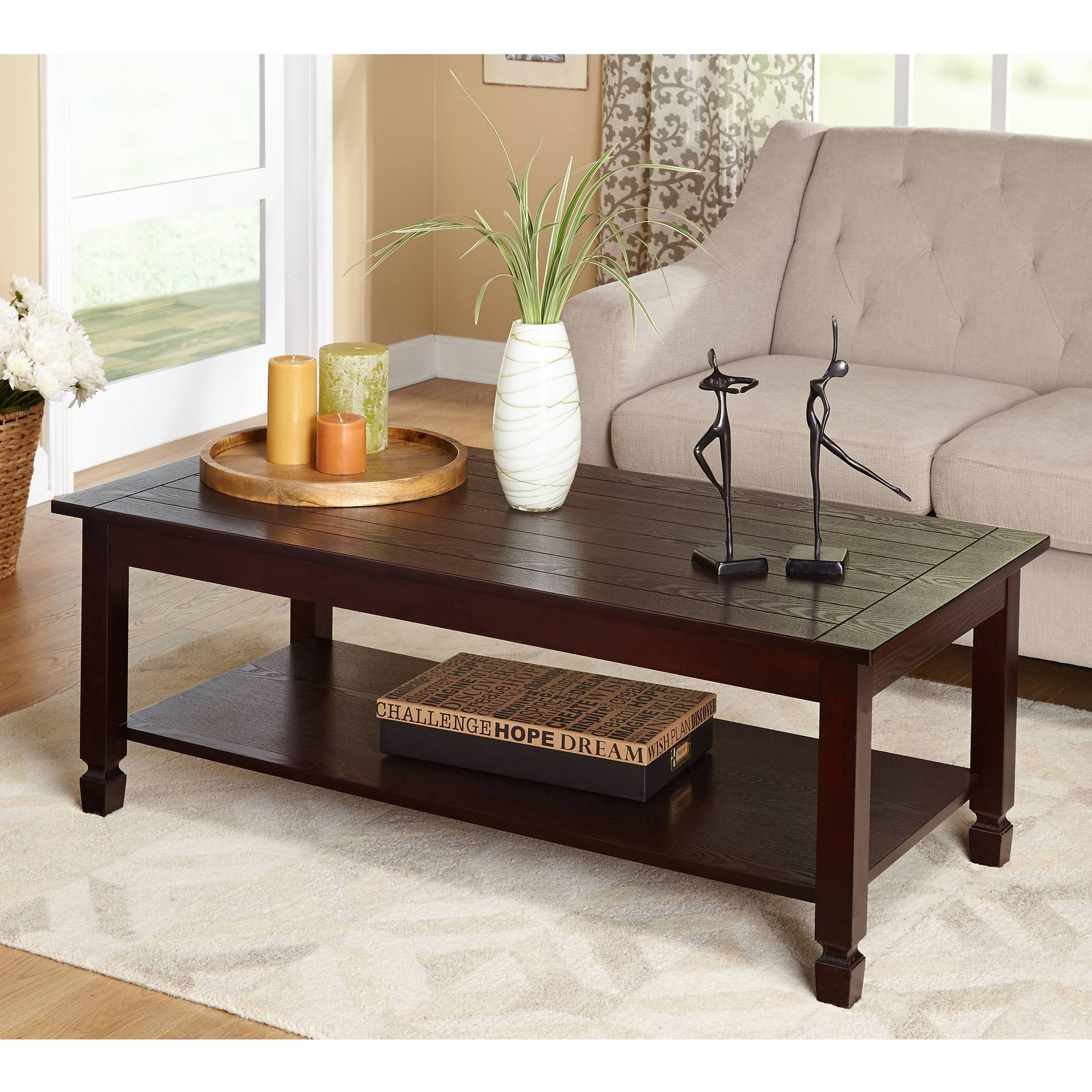 Featured Photo of Espresso Coffee Tables