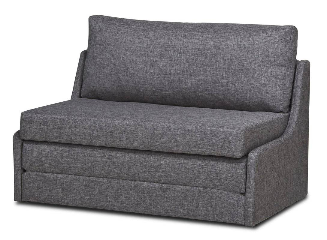 Zipcode Design Sabine Sleeper Loveseat & Reviews | Wayfair for Sofa Bed Sleepers (Image 28 of 30)