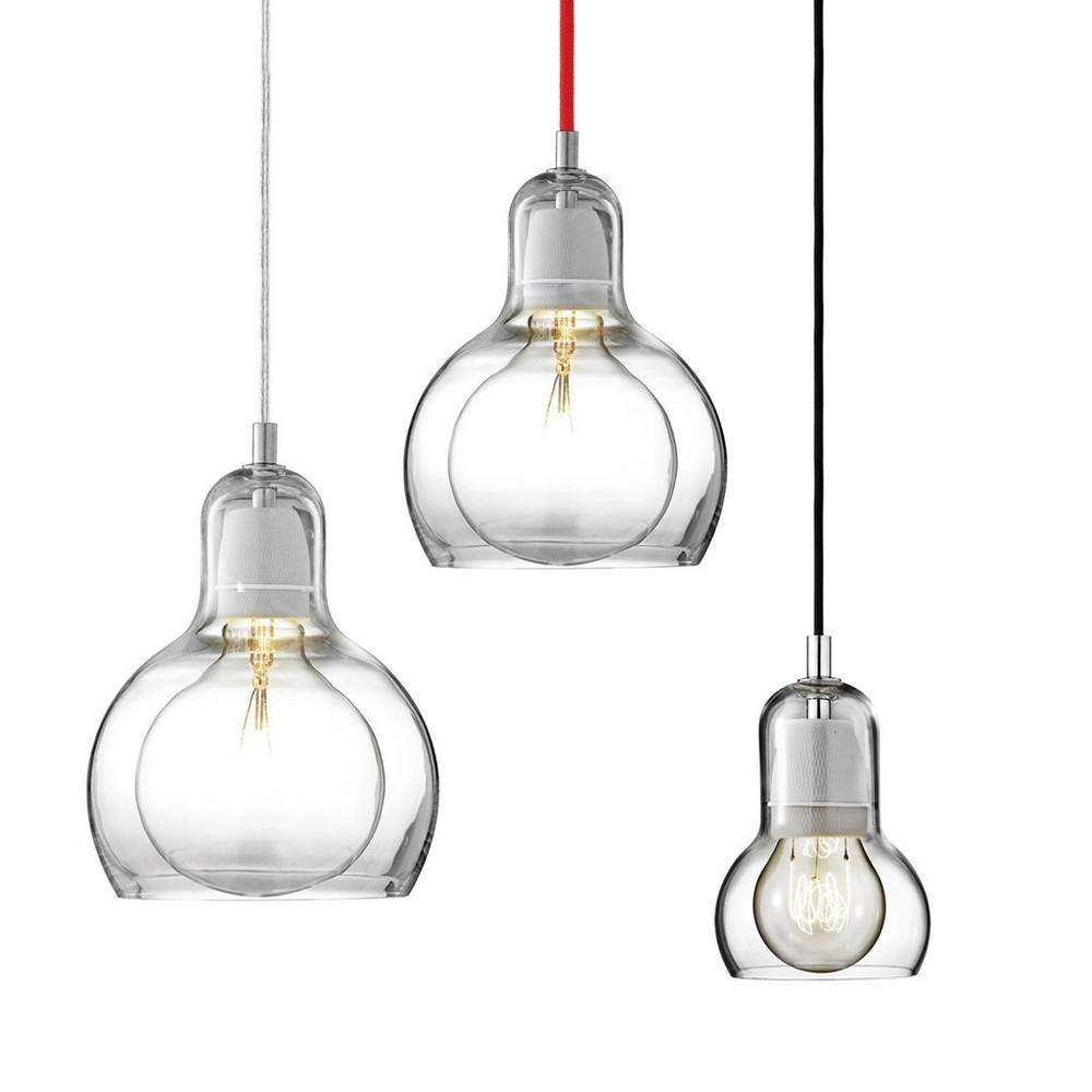 0525- 06 Sofie Refer Replica - Mega Bulb Glass Pendant Light - Buy with regard to Mega Bulb Pendant Lights (Image 3 of 15)